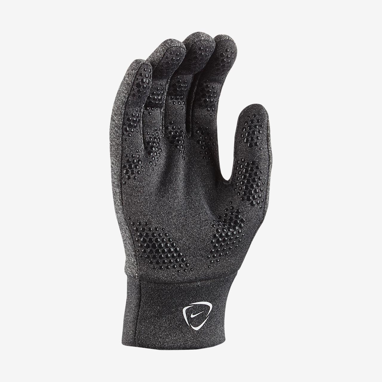 NIKE HYPERWARM FIELD Player Running Gloves Laufhandschuhe