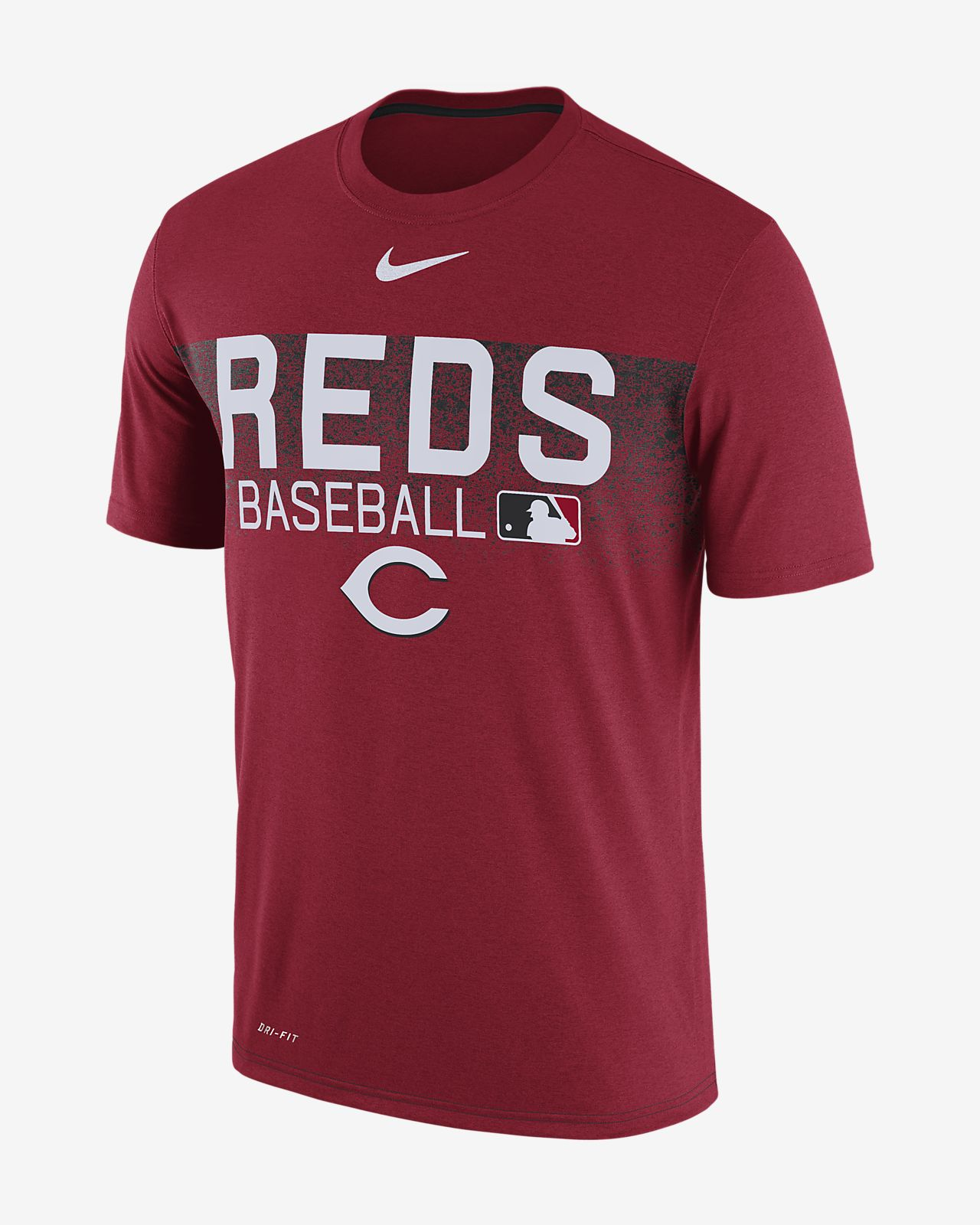 Nike Legend Team Issue (MLB Reds) Men's T-Shirts Red
