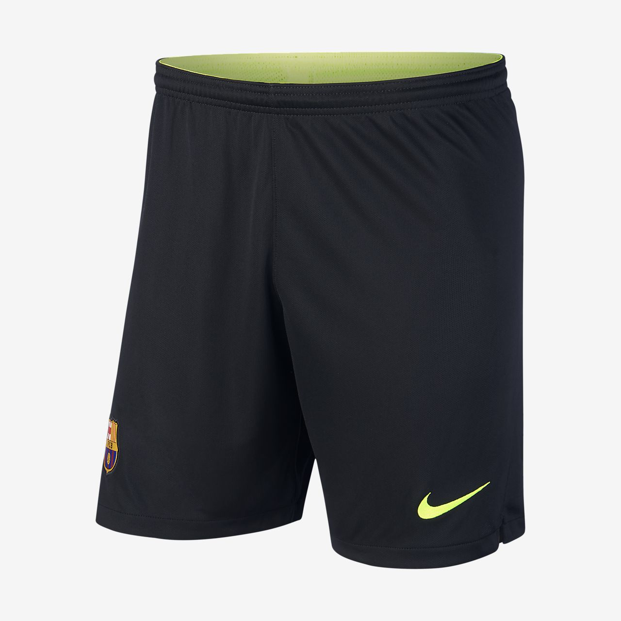 2018/19 FC Barcelona Stadium Goalkeeper Men's Football Shorts
