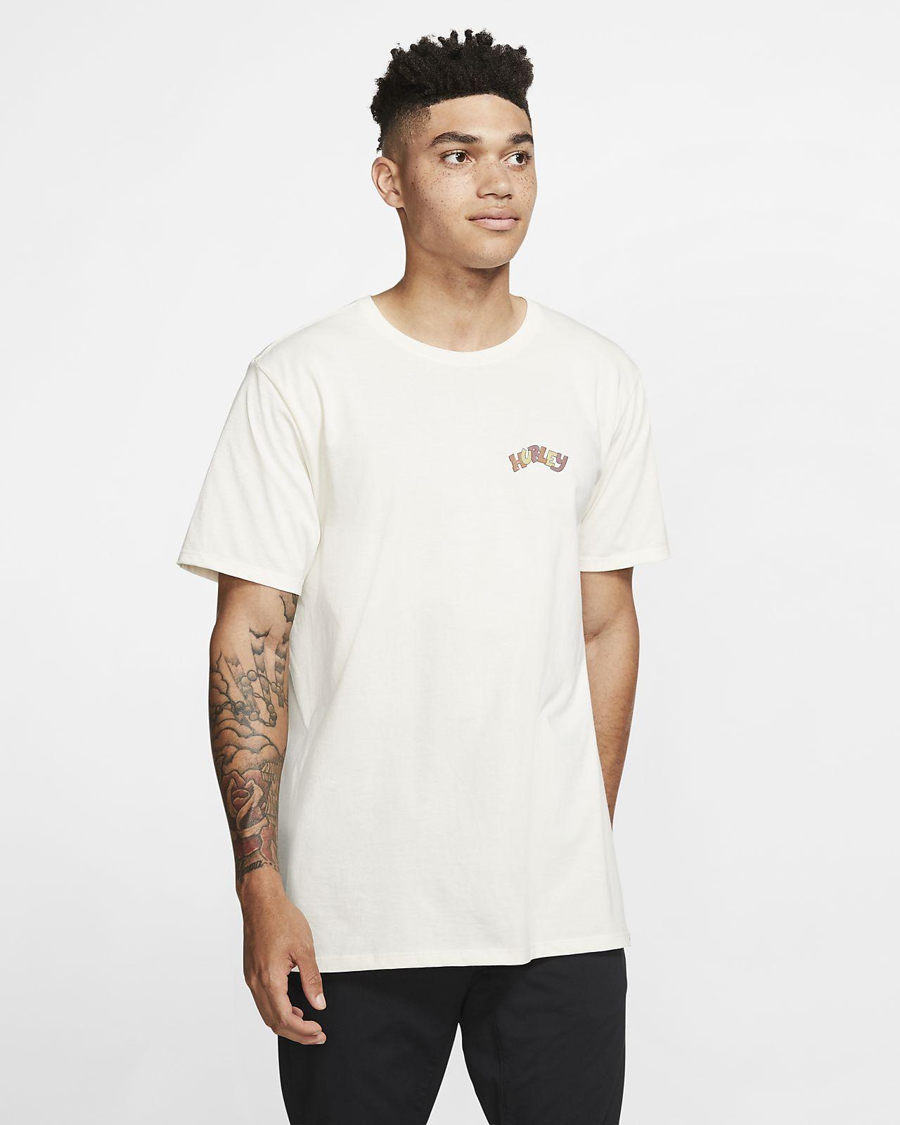 Hurley Premium Van Jam Camiseta - Hombre