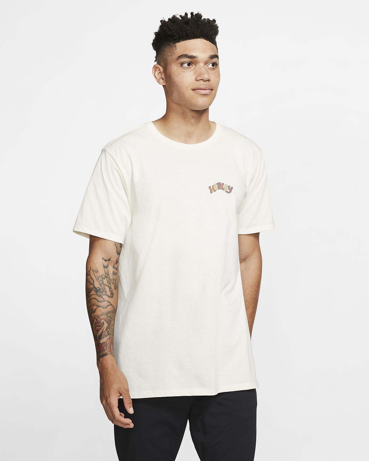 T-shirt Hurley Premium Van Jam - Uomo