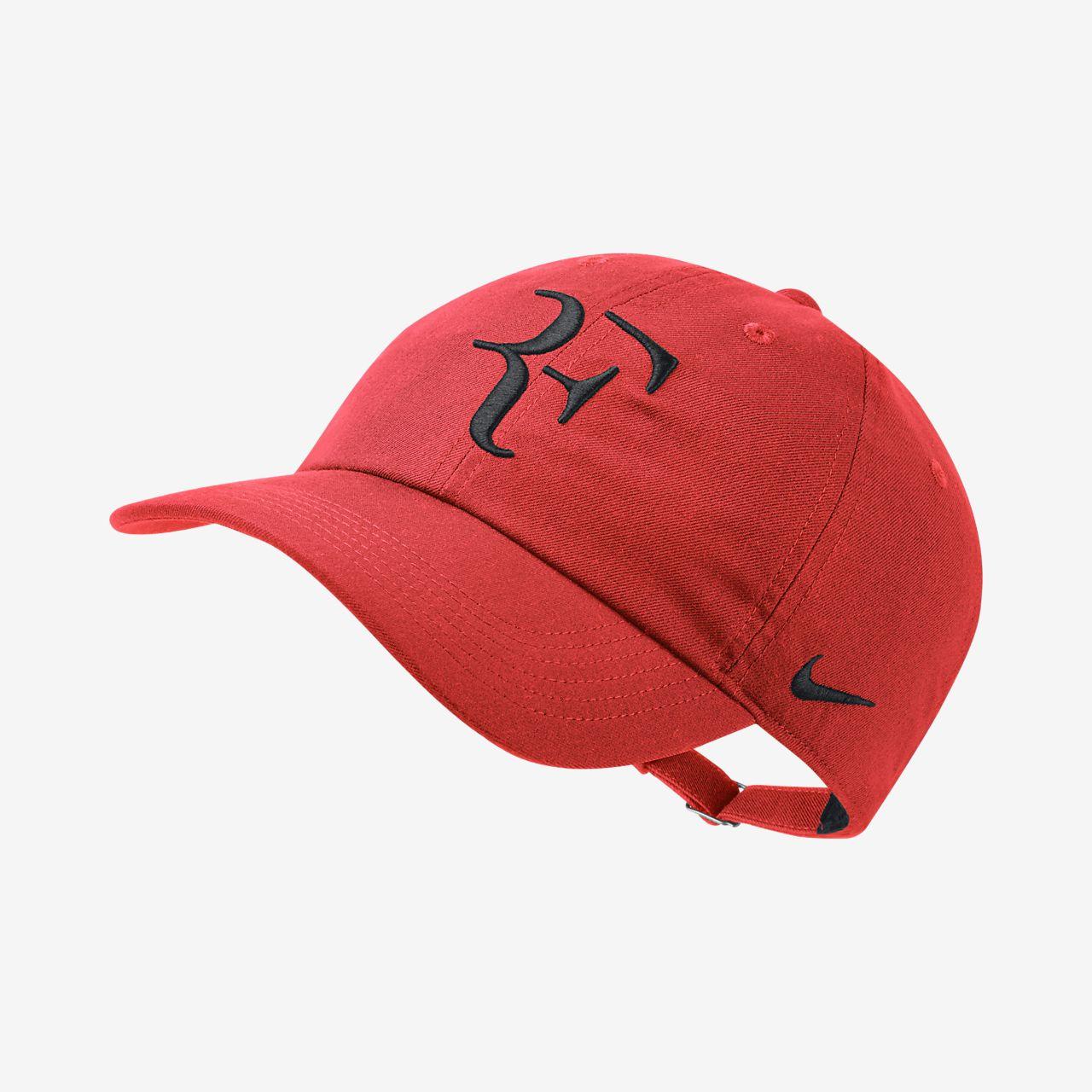 NikeCourt RF AeroBill H86 Adjustable Hat. Nike.com NL 2799ee27c9d