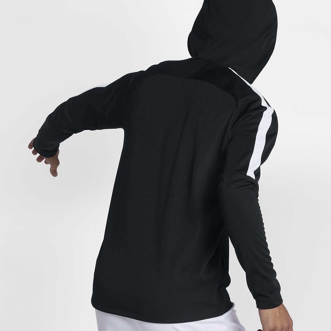 ... Sudadera con capucha sin cierre de fútbol para hombre Nike Dri-FIT  Academy