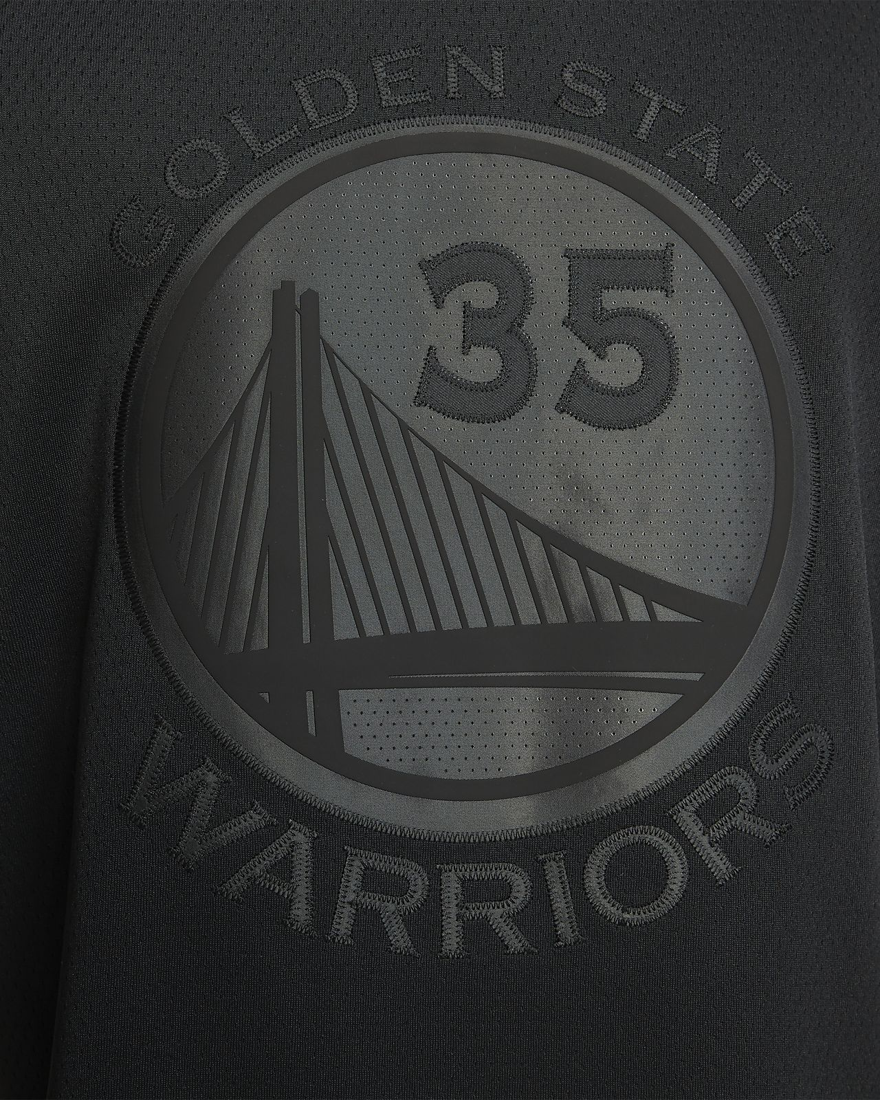 new arrival 69686 2d3f5 ... Kevin Durant MVP Swingman (Golden State Warriors) Men s Nike NBA  Connected Jersey