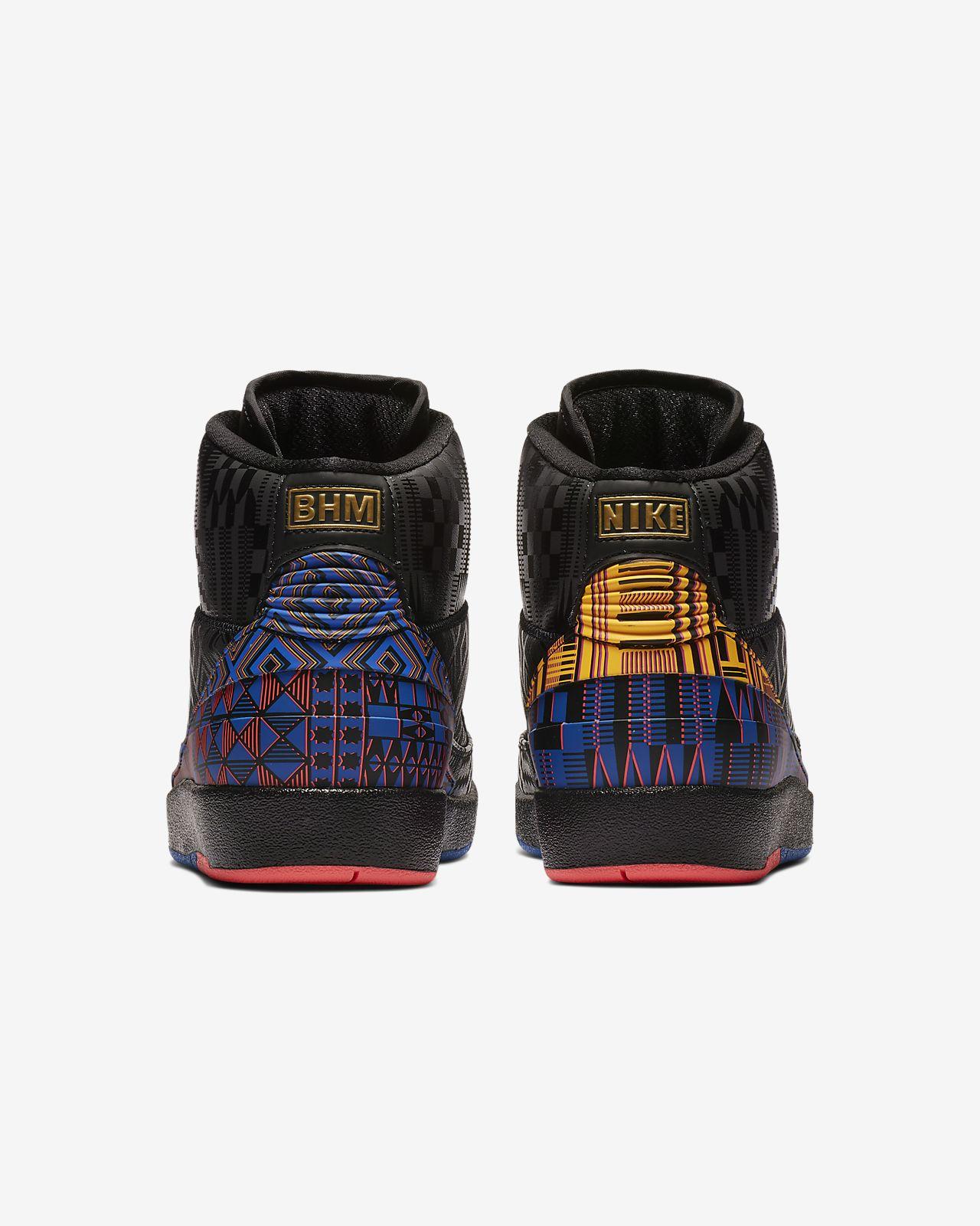 pretty nice fb83b b3696 Air Jordan 2 Retro BHM Men's Shoe