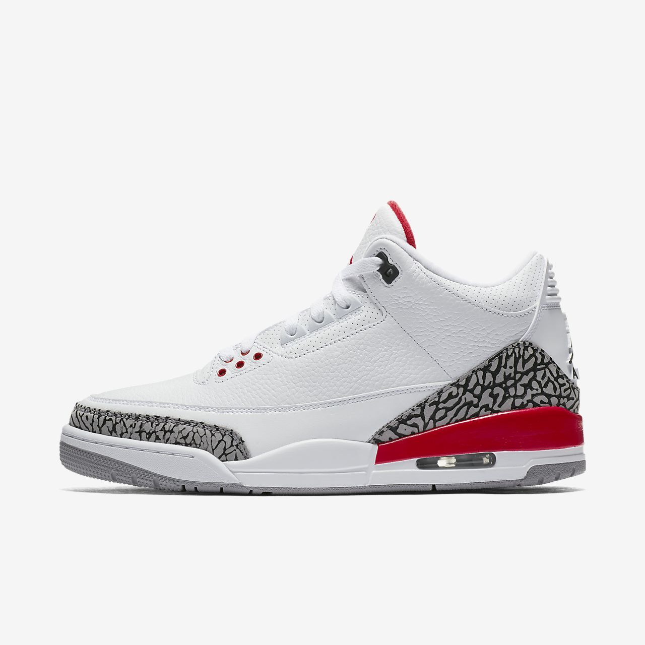 check out 20dae a8da3 Air Jordan 3 Retro Men's Shoe