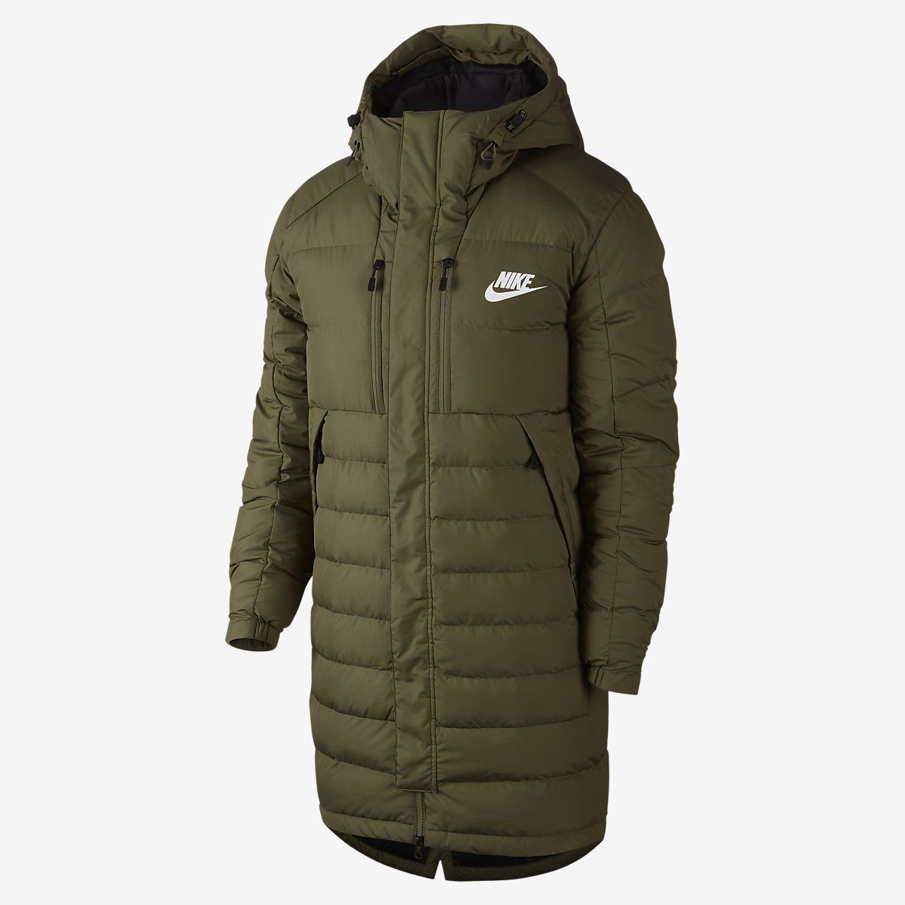 Nike Sportswear Parka 男子羽绒夹克