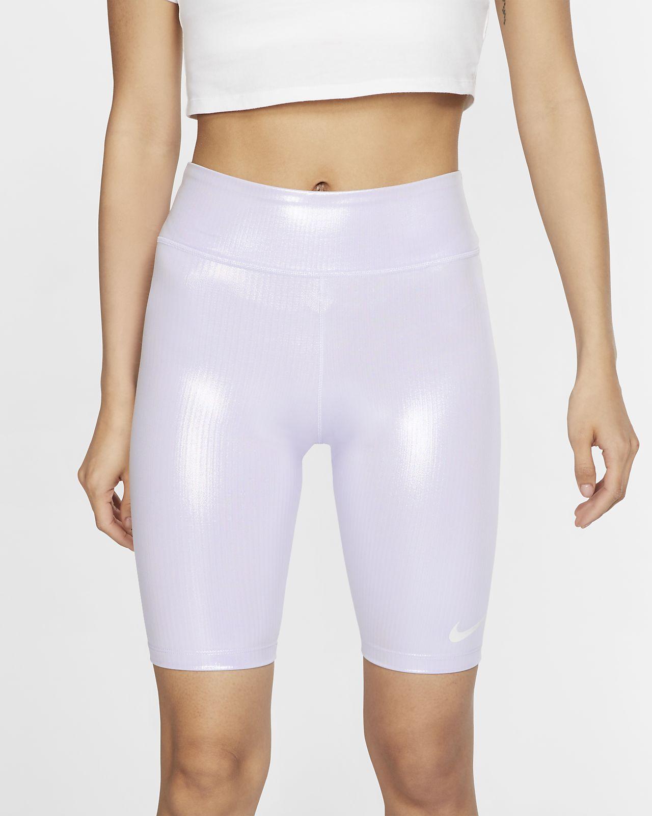 Calções tipo ciclista Nike para mulher