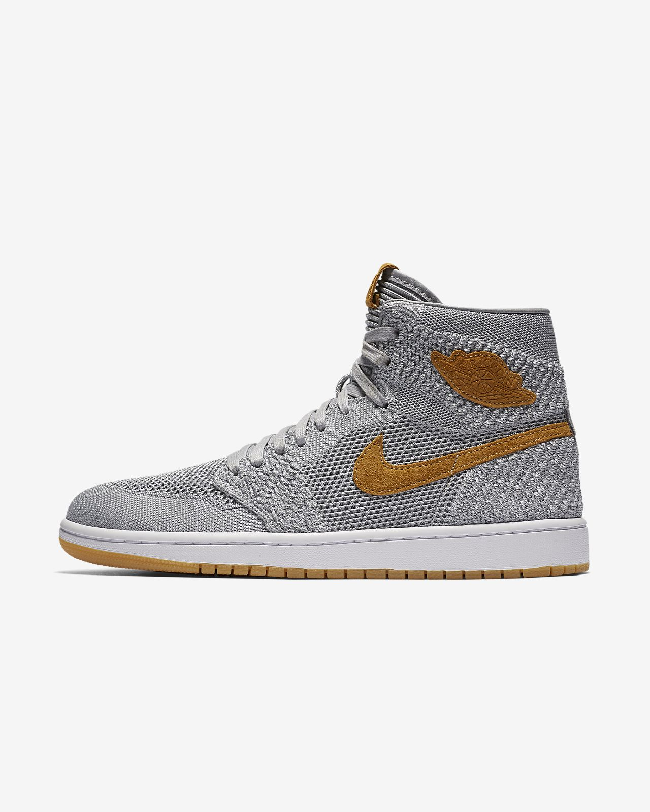 ... Scarpa Air Jordan 1 Retro High Flyknit - Uomo
