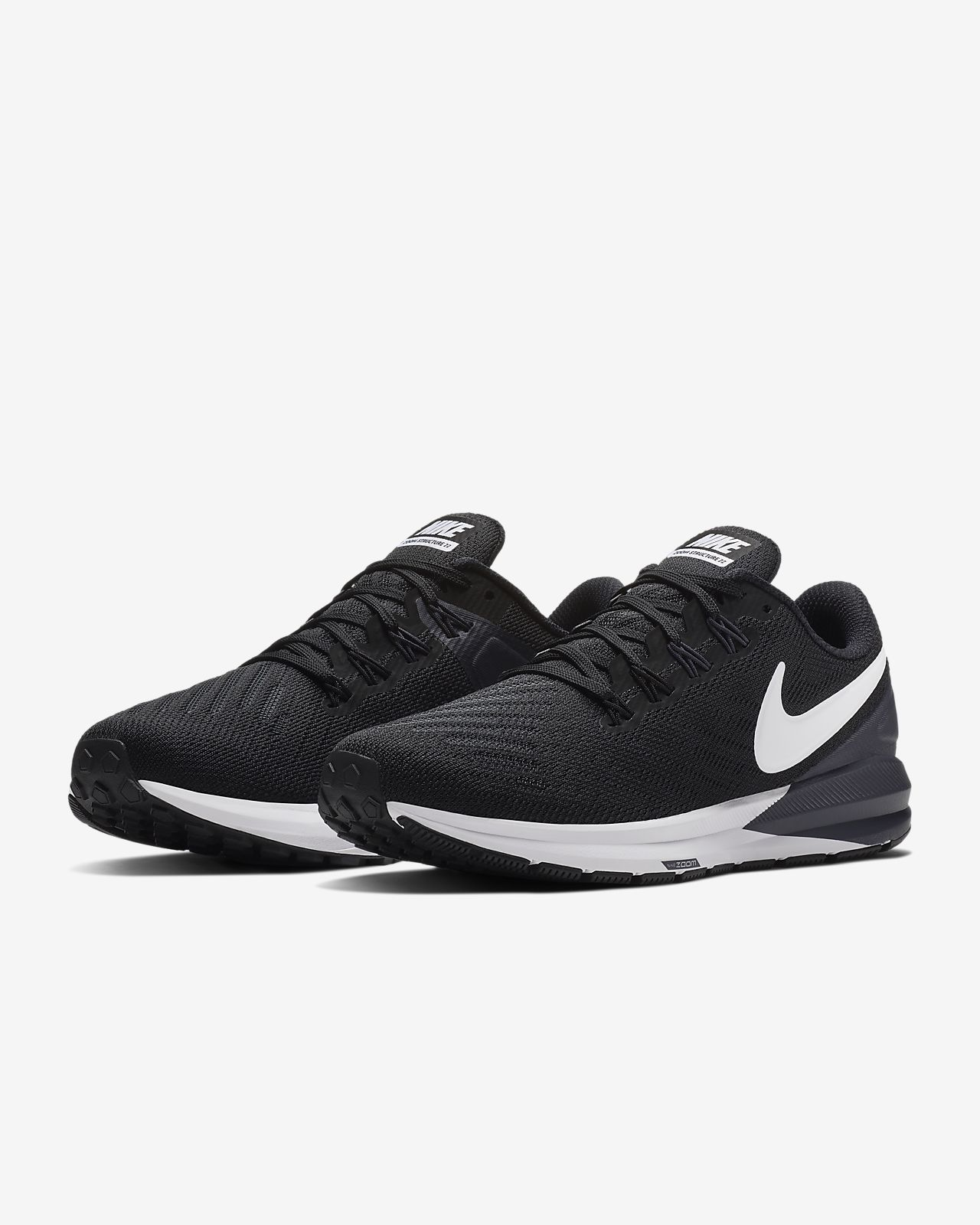 buy online 5c003 70c94 ... Nike Air Zoom Structure 22 Women s Running Shoe