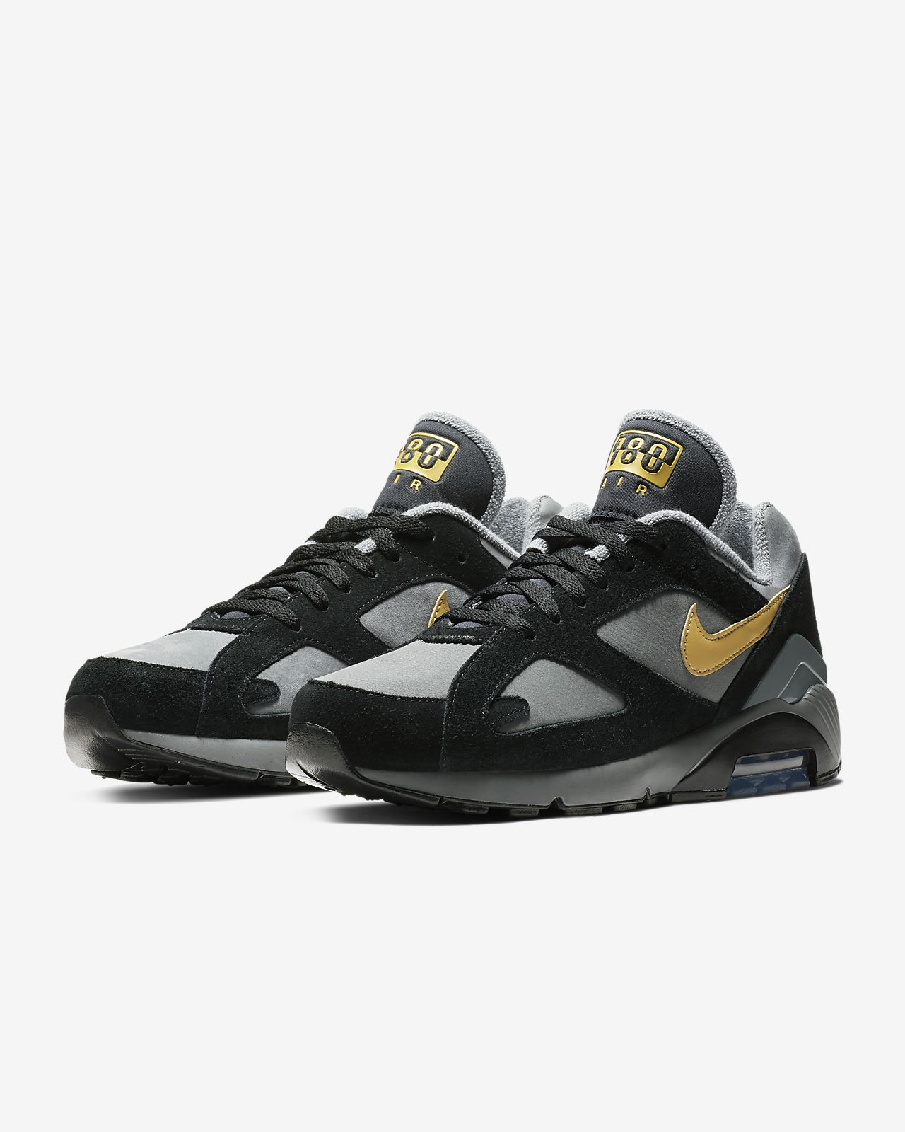 timeless design 84e7d 12bae ... Nike Air Max 180-sko til mænd