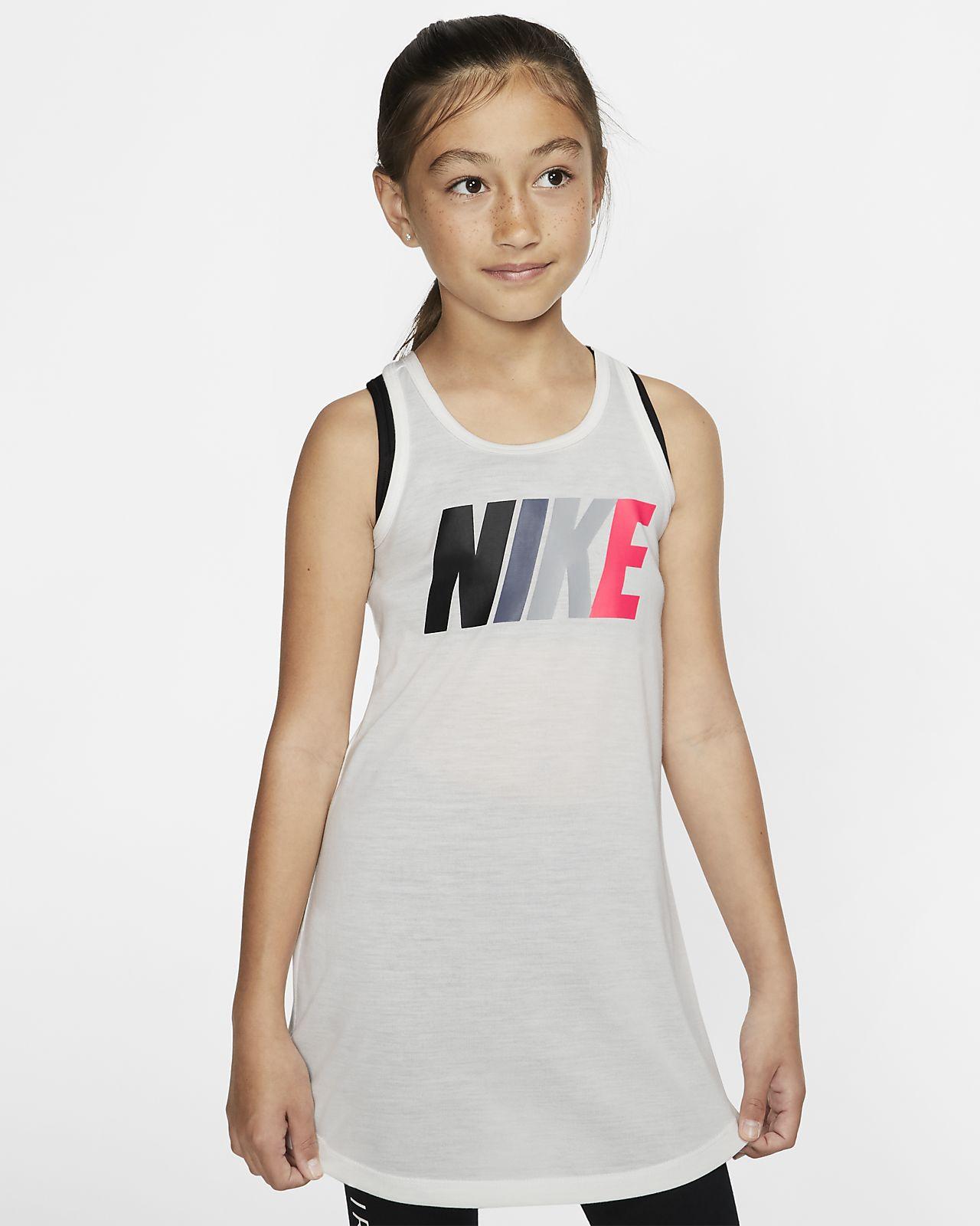 Klänning Nike JDI för barn