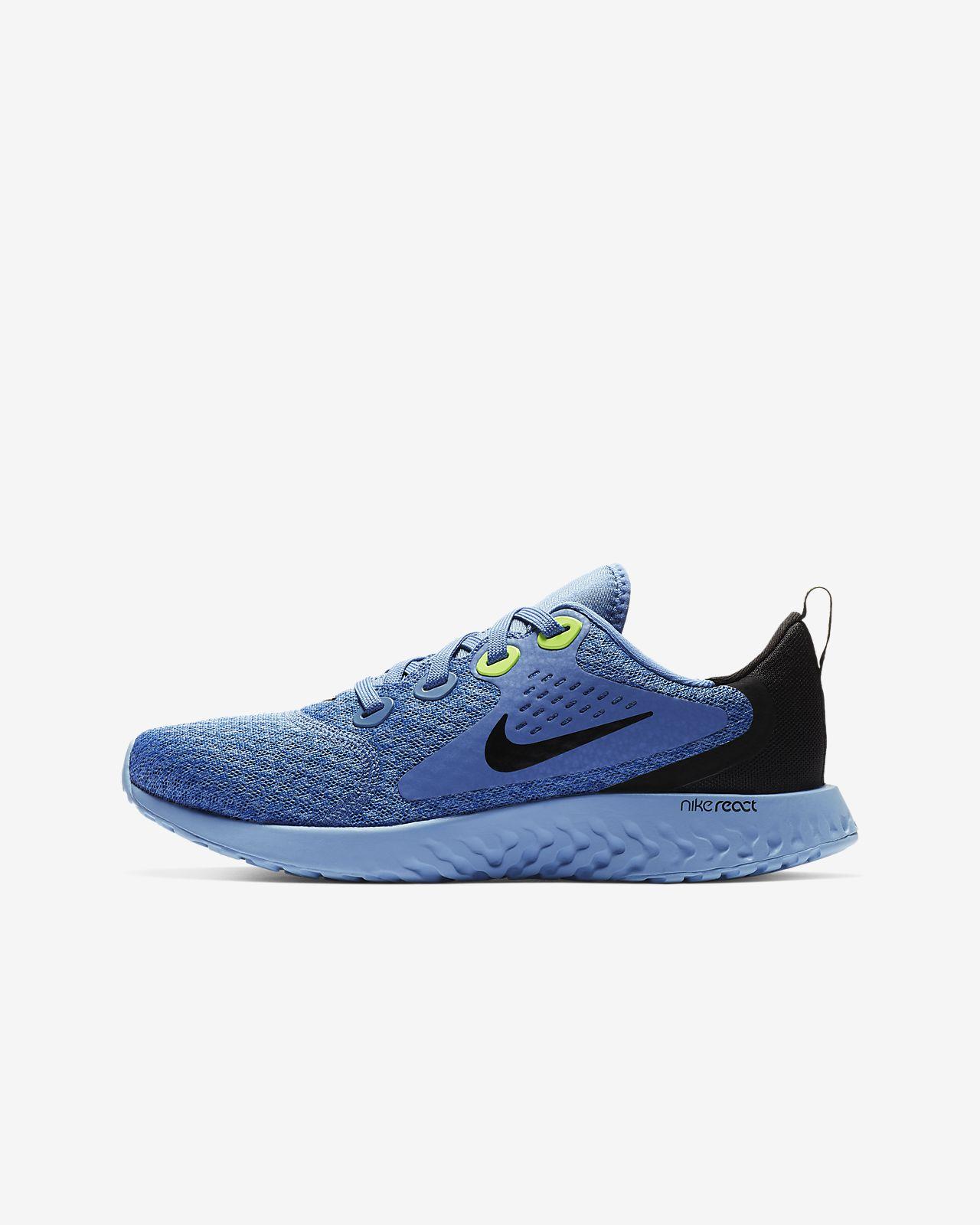 Nike Legend React (GS) 大童跑步童鞋