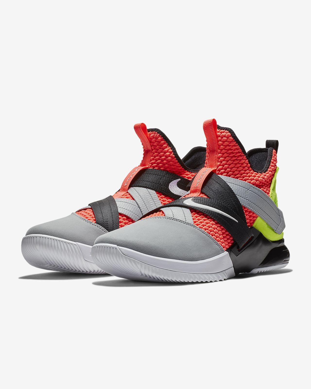 2a16b6d9582 LeBron Soldier 12 SFG Basketball Shoe. Nike.com