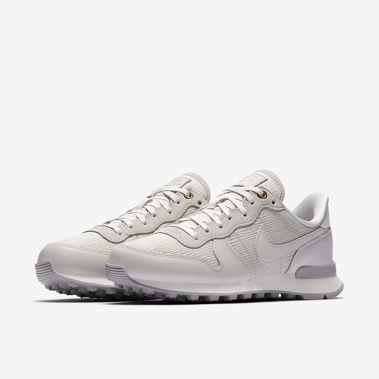 Nike Wmns Bas Femmes Haut Internationaliste - Esprit - 38,5 Eu
