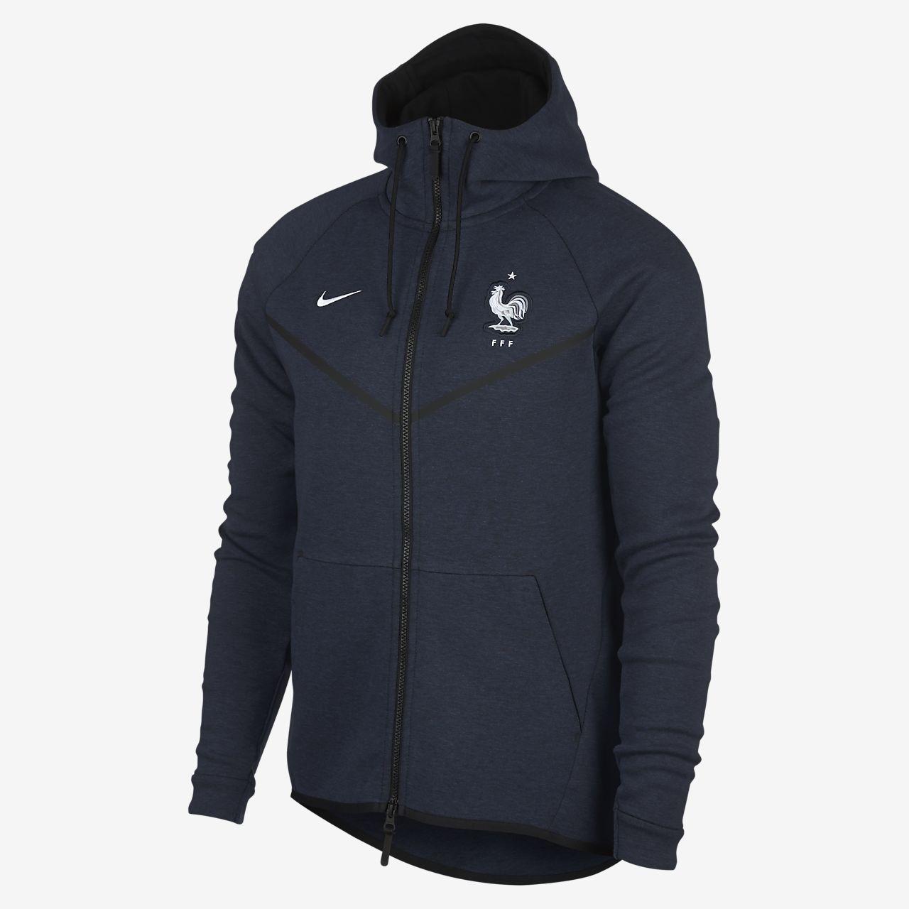 FFF Tech Fleec Windrunner-jakke (mænd)