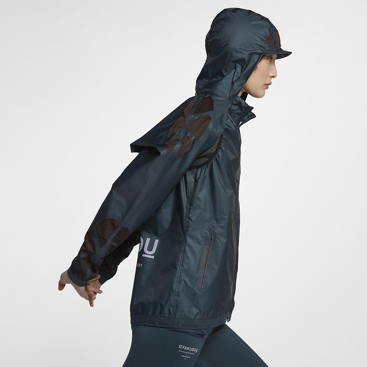 Nike Gyakusou Women s Hooded Jacket. Nike.com ID 10a8d83d1c
