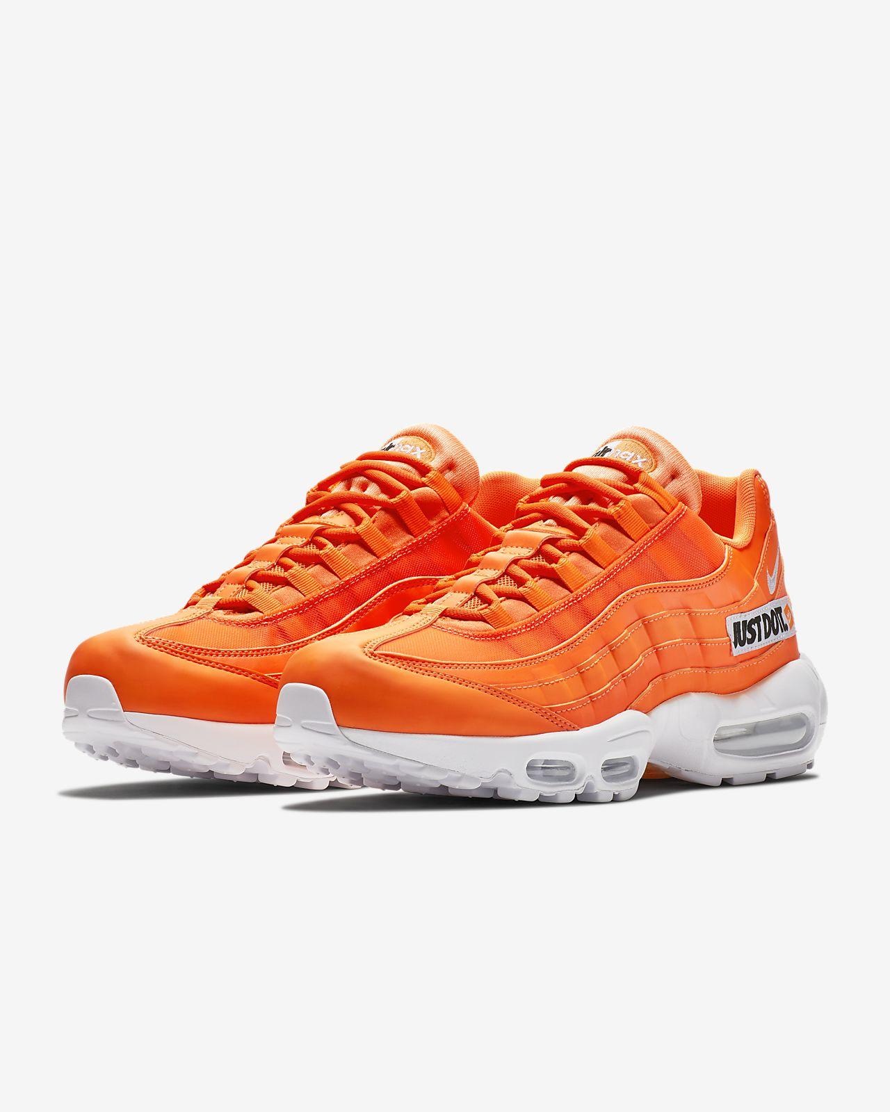 Nike Air Max 90 Cool Grey Total Orange •