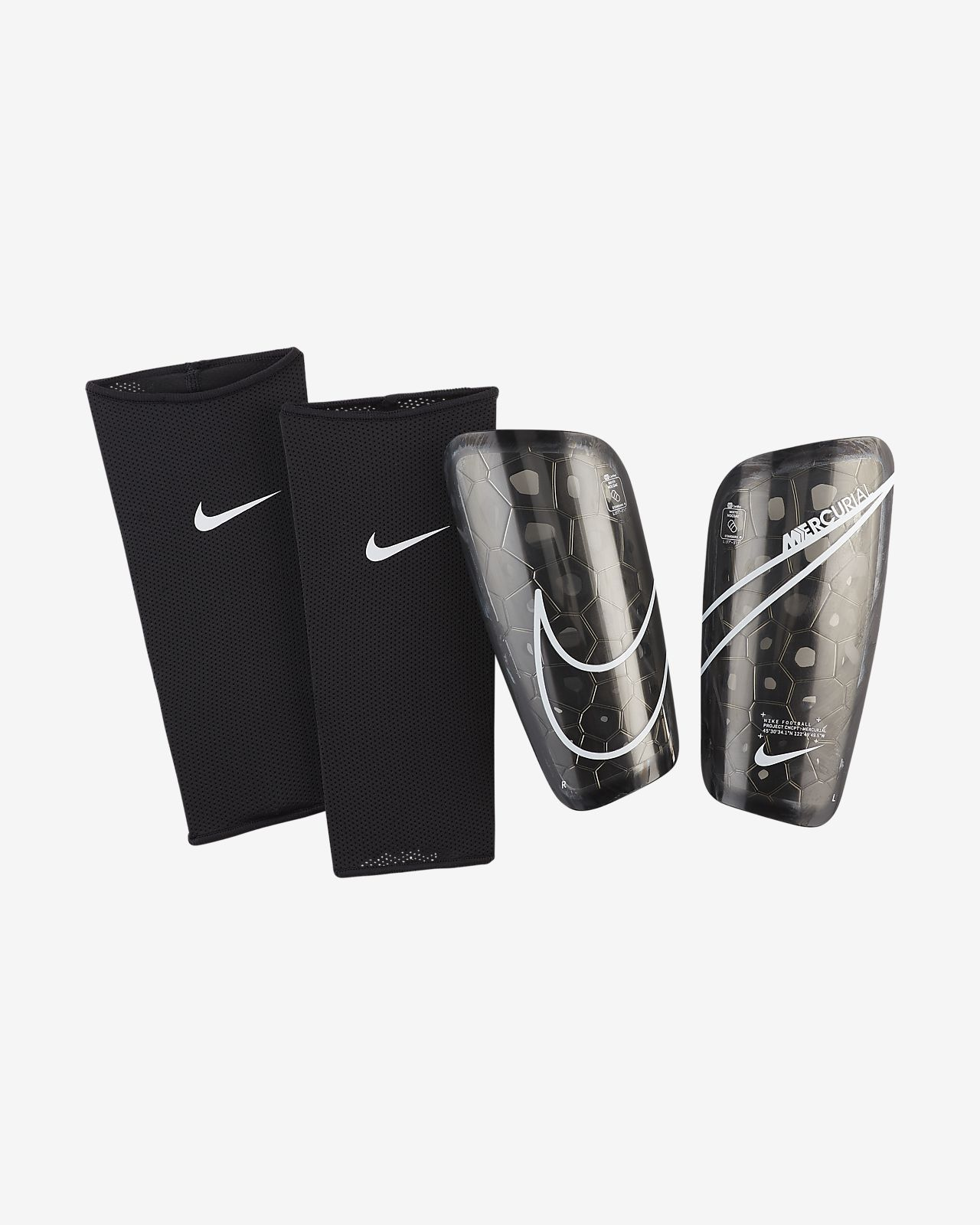 shoes for cheap pre order best value Nike Mercurial Lite Football Shinguards