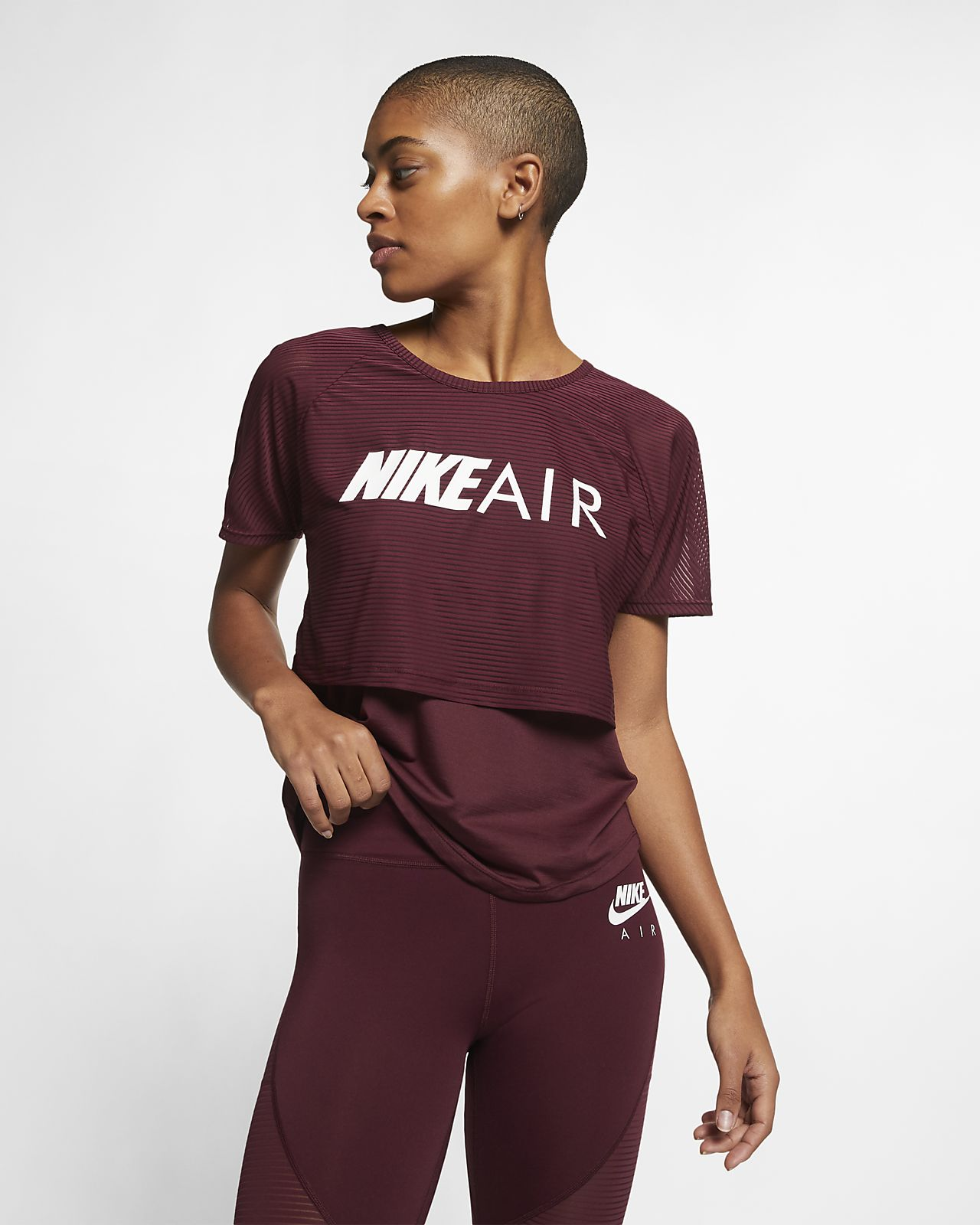 c0073c05e3c Nike Air Women s Graphic Running Top. Nike.com NZ