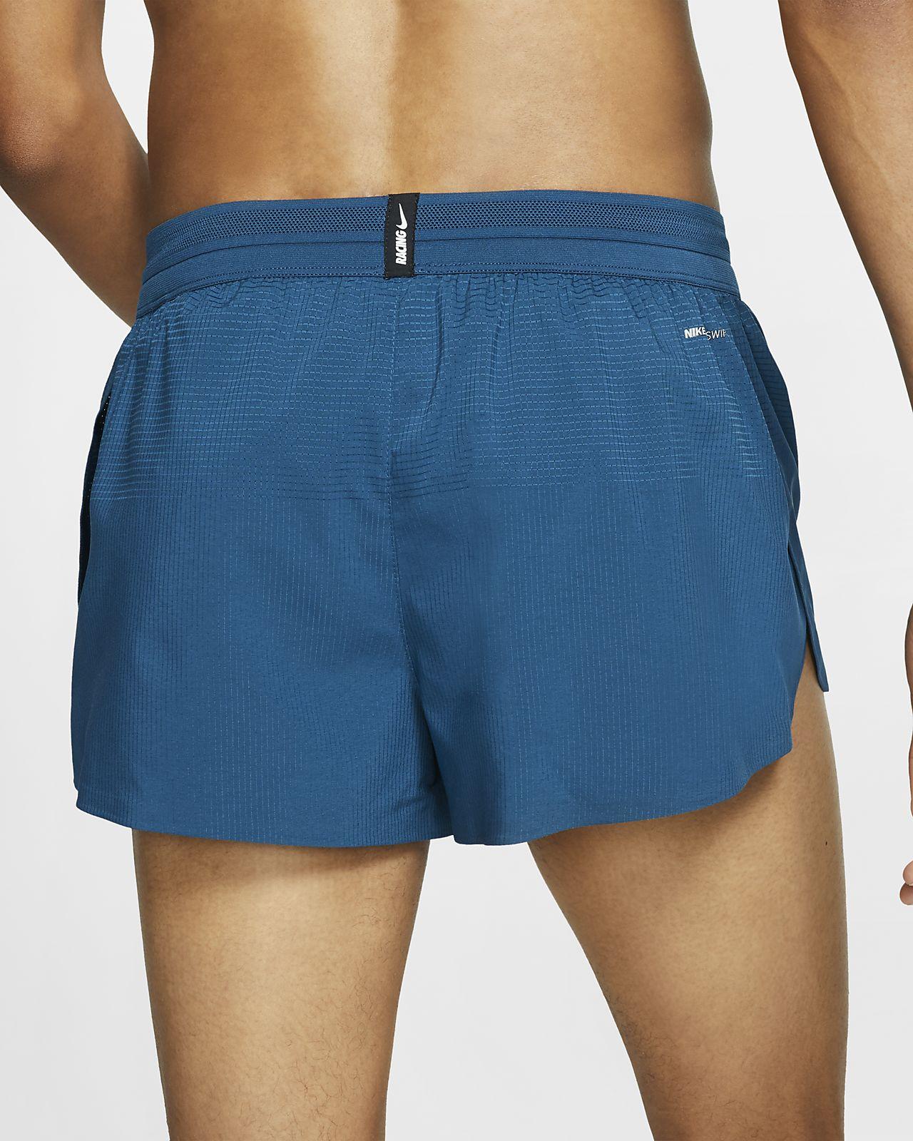 classic fit be62d 4aa51 ... Short de running Nike AeroSwift (London) 5 cm pour Homme
