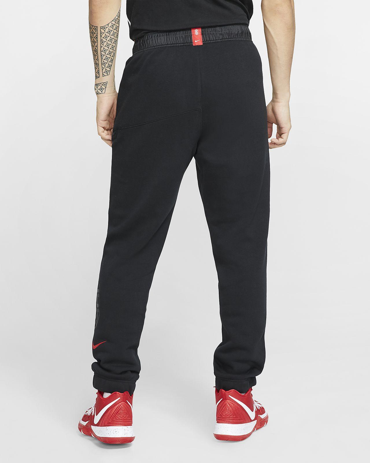 Kyrie Fleece Basketballhose für Herren
