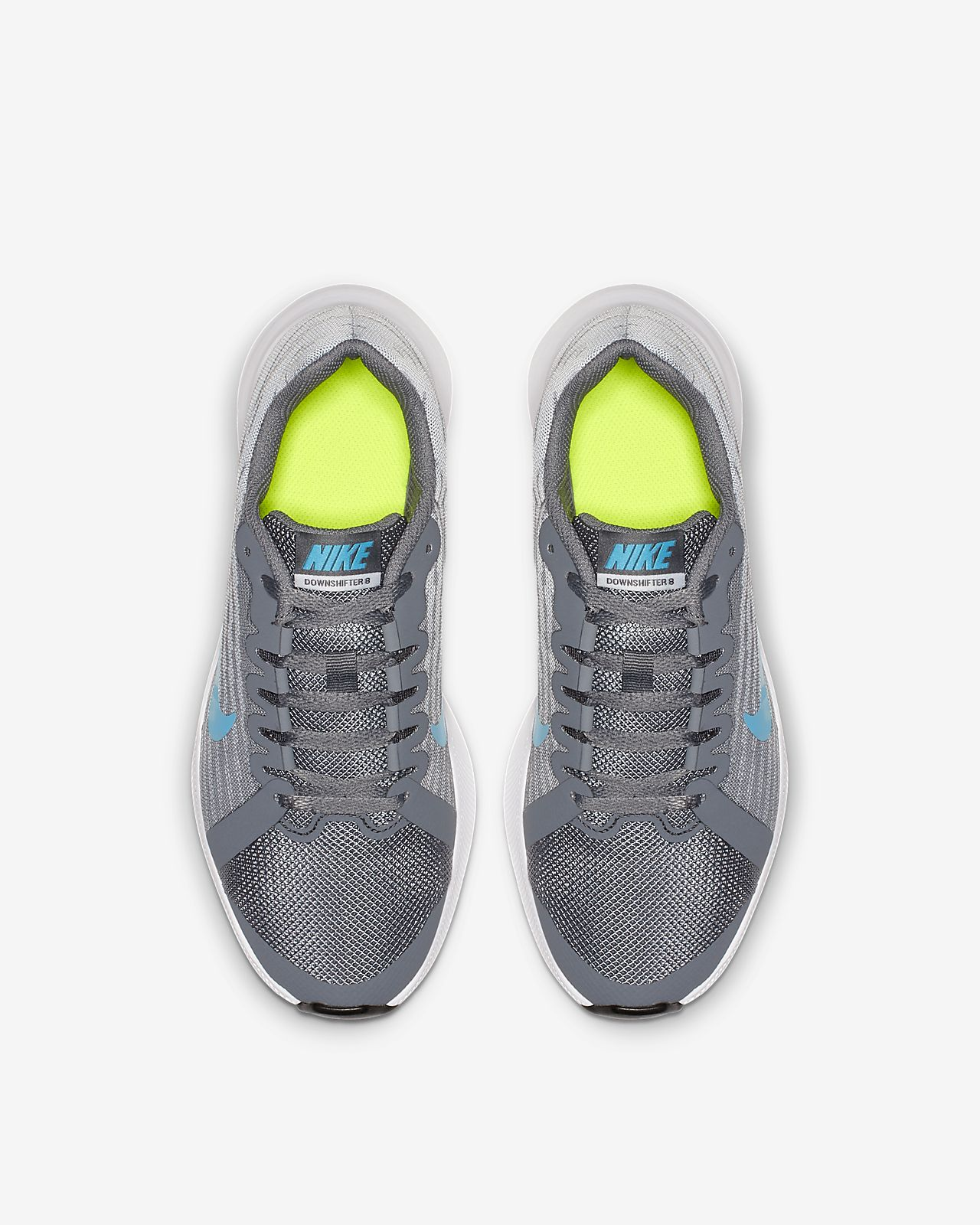 Calzado de running para niños talla grande Nike Downshifter 8
