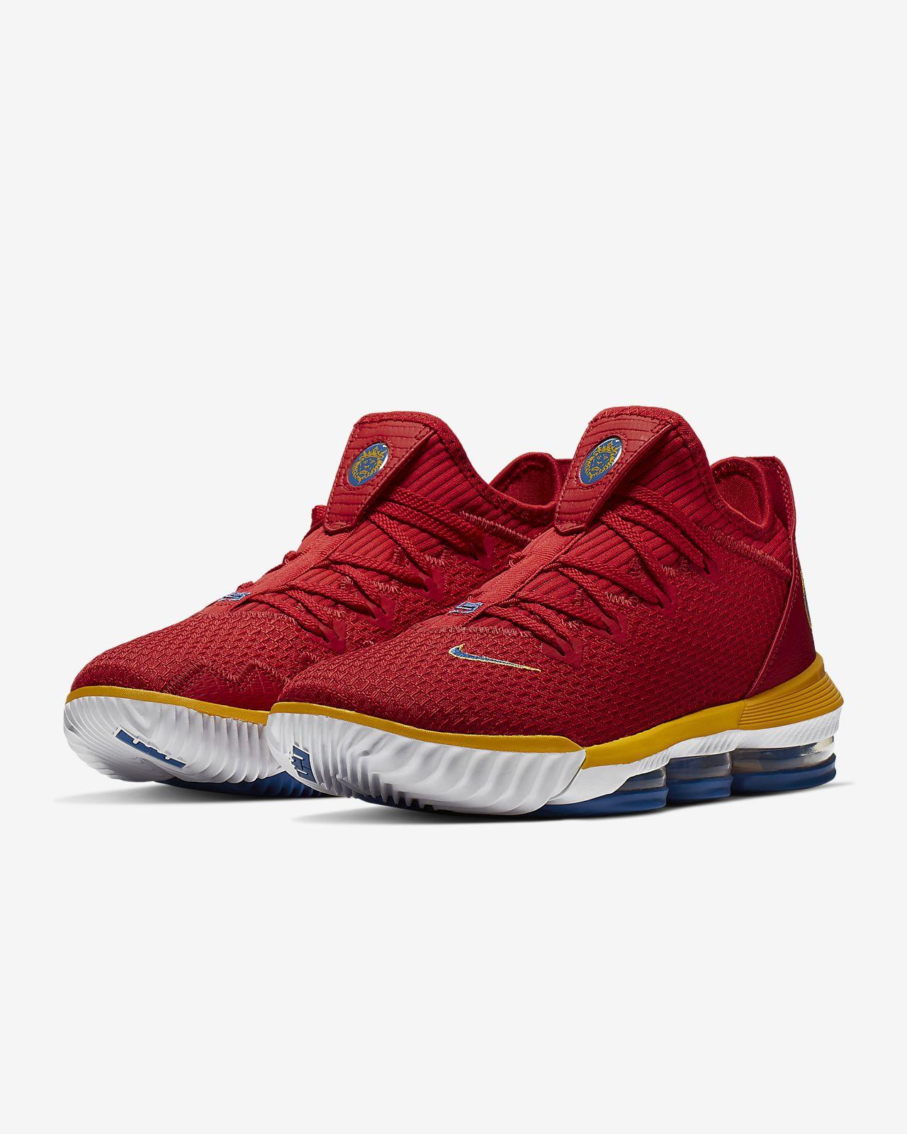 LeBron XVI Low Men's Basketball Shoe