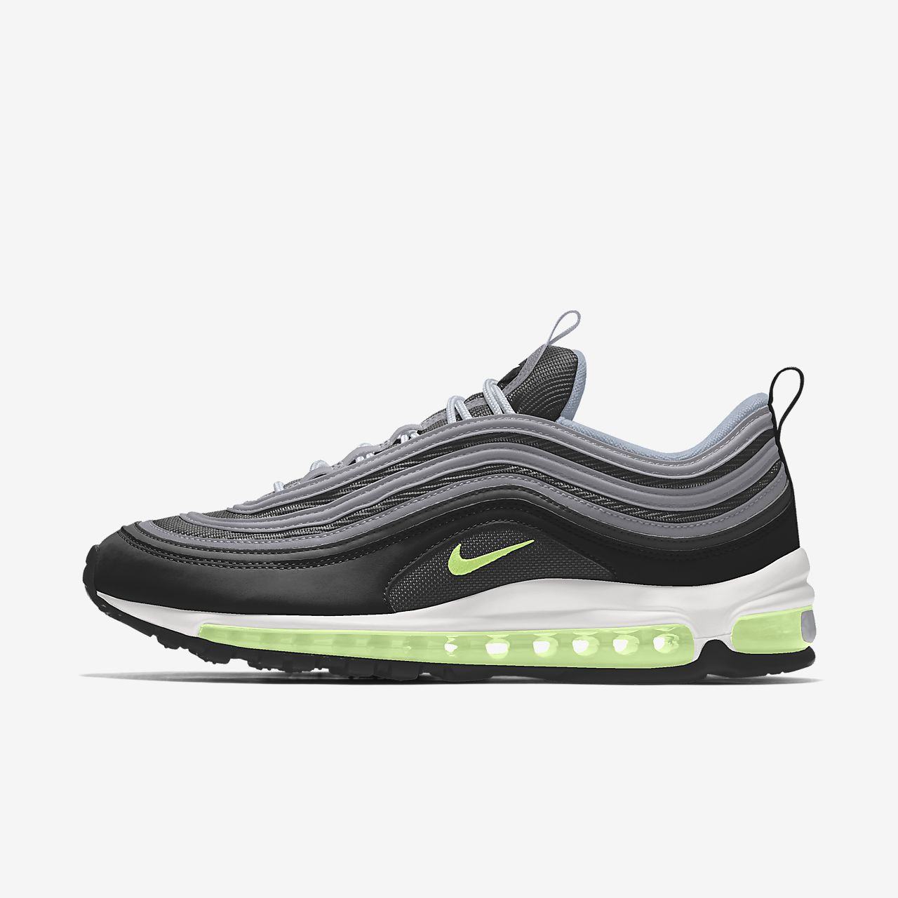 Nike Air Max 97 By You personalisierbarer Damenschuh