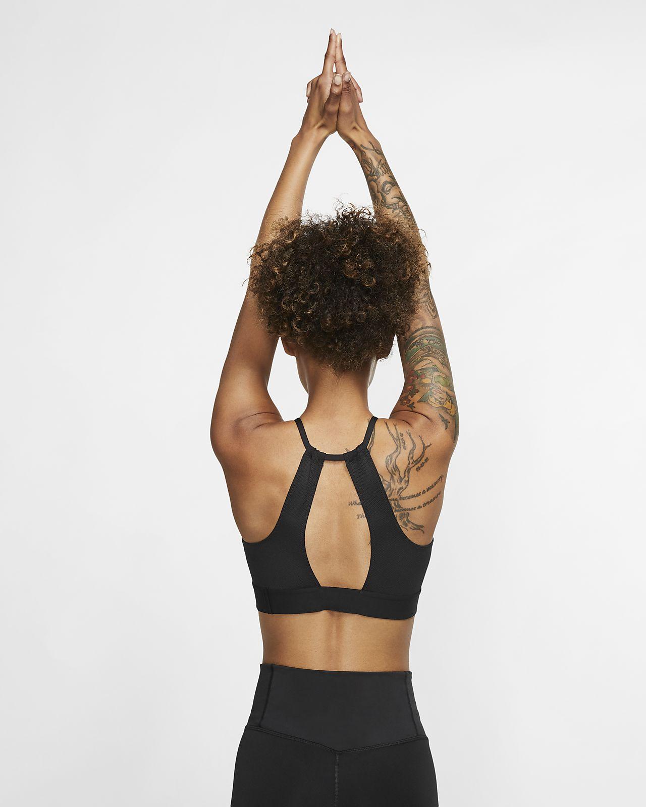 92f216aedb Nike Indy Women's Light-Support Yoga Sports Bra