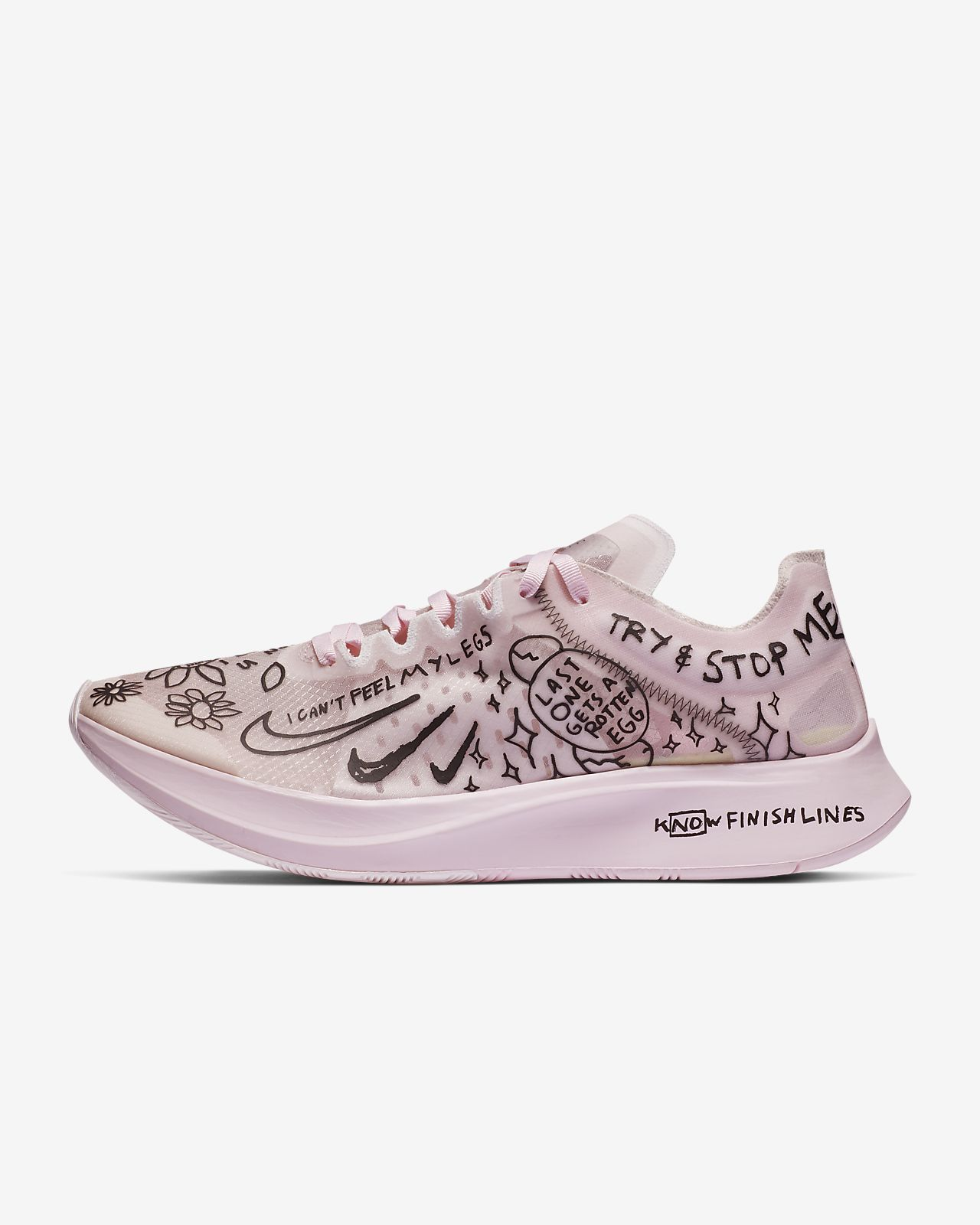 Nike Zoom Fly SP Fast Nathan Bell Hardloopschoen