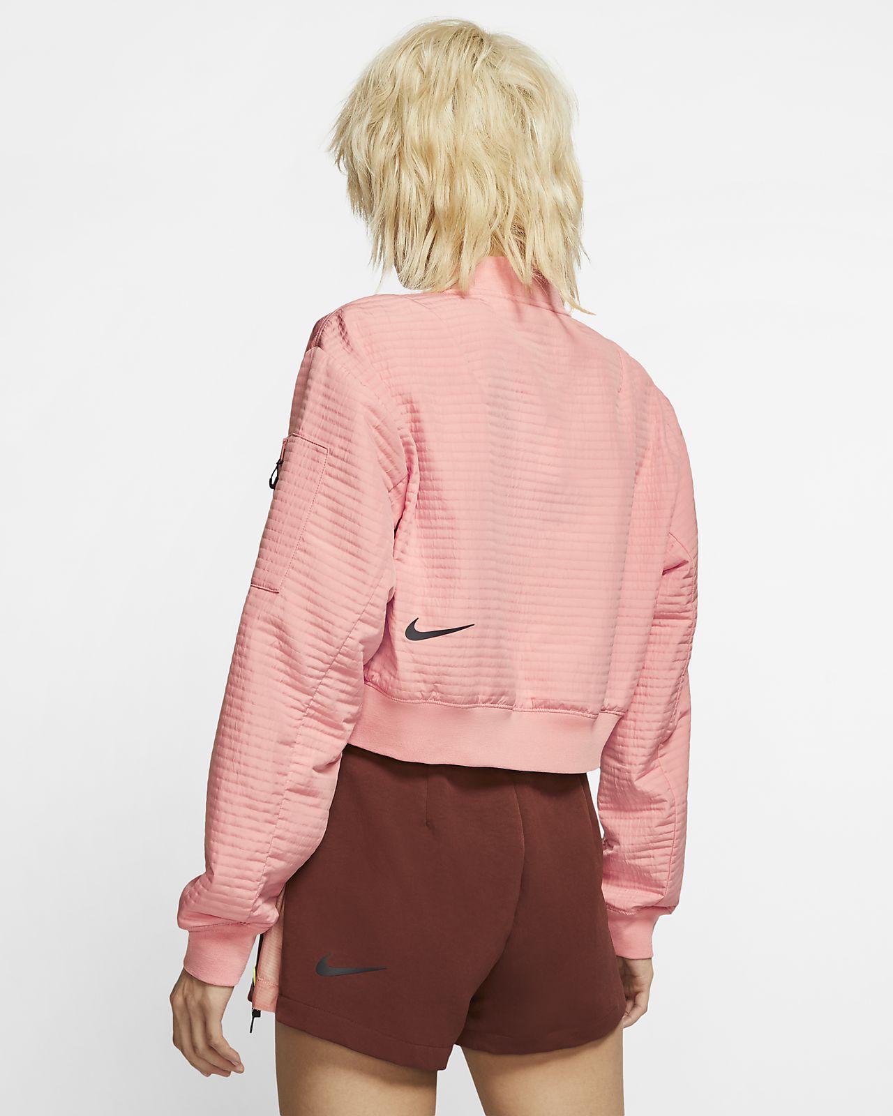 Nike Sportswear Damen Shop Tech Fleece Bomberjacke