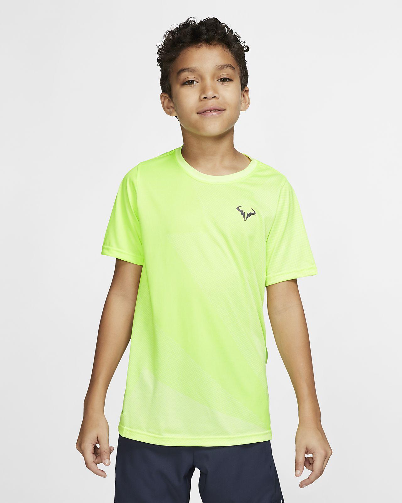 865ac60825 Samarreta de tennis Rafa Big Kids' (Boys')