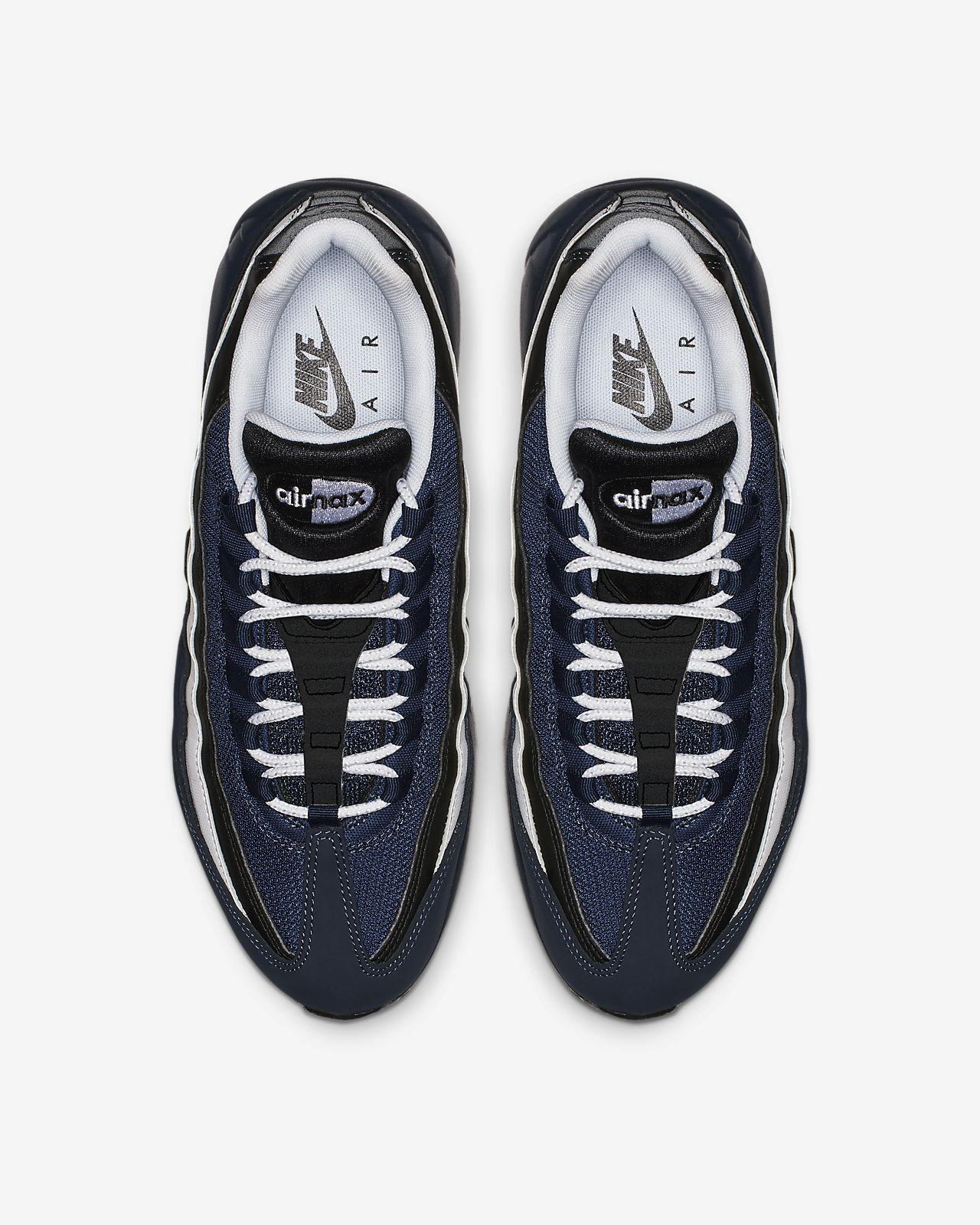 buy online 8364a ba0bd ... Nike Air Max 95 Essential Mens Shoe