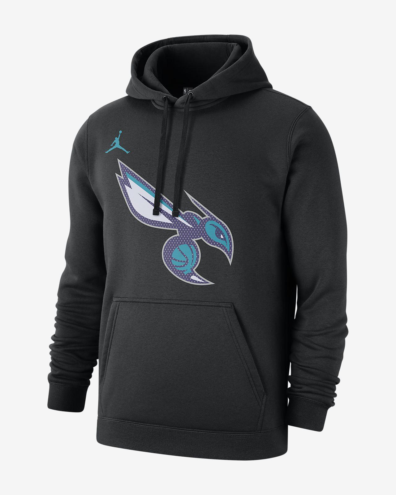 Charlotte Hornets Jordan NBA-hoodie voor heren