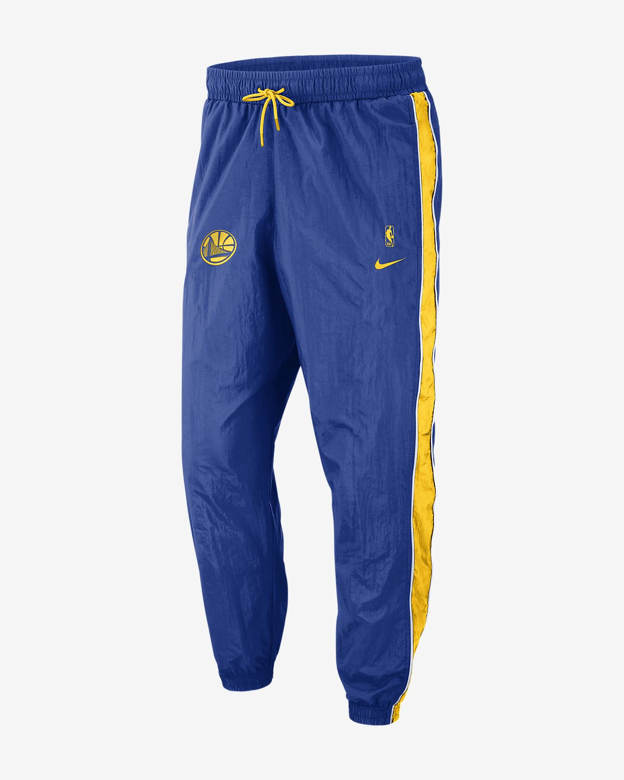 3e30119e6f4 Golden State Warriors Nike Men s NBA Tracksuit Pants. Nike.com