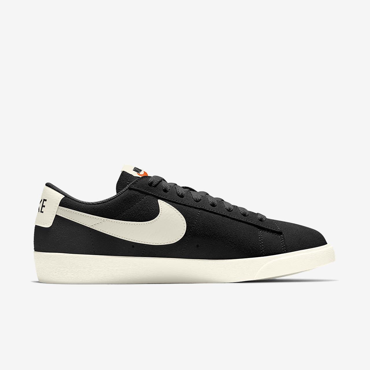 quality design 2fd17 f15cc Nike Blazer Low Suede