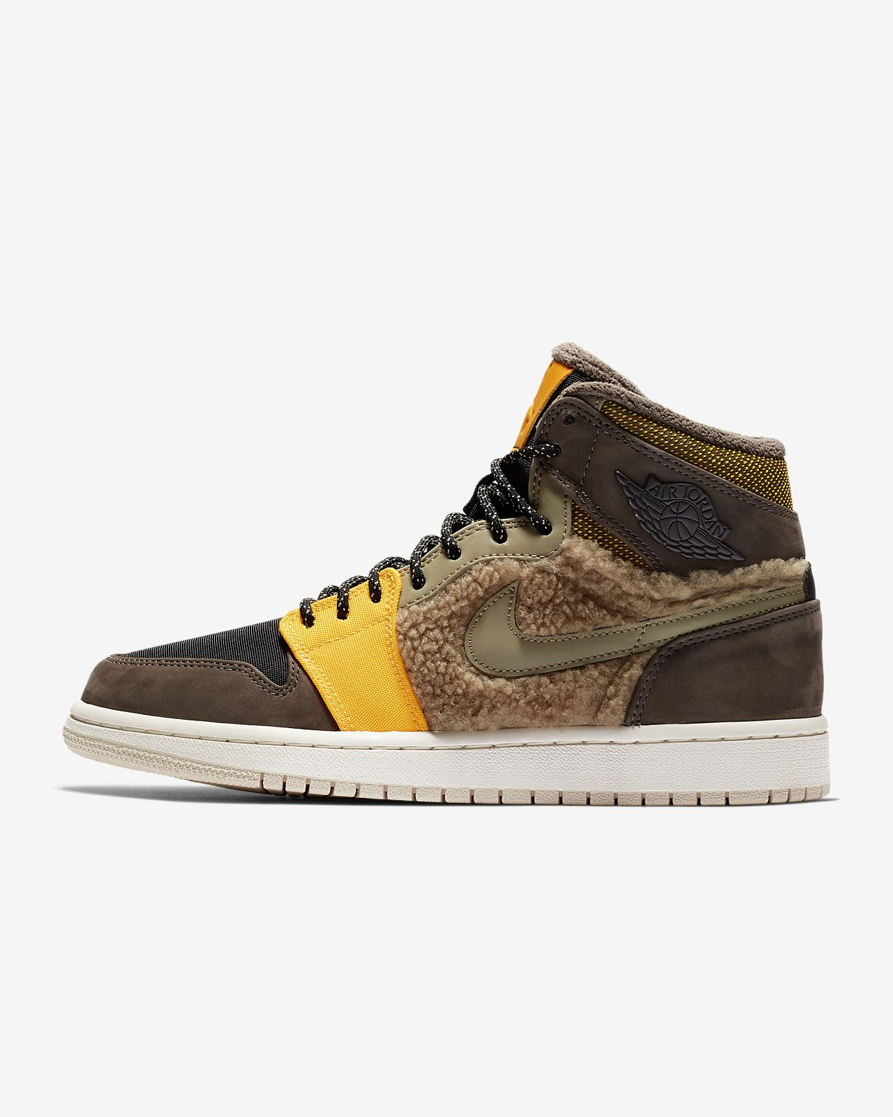 0524dcf794c211 Air Jordan 1 Retro High Premium Utility Women s Shoe. Nike.com