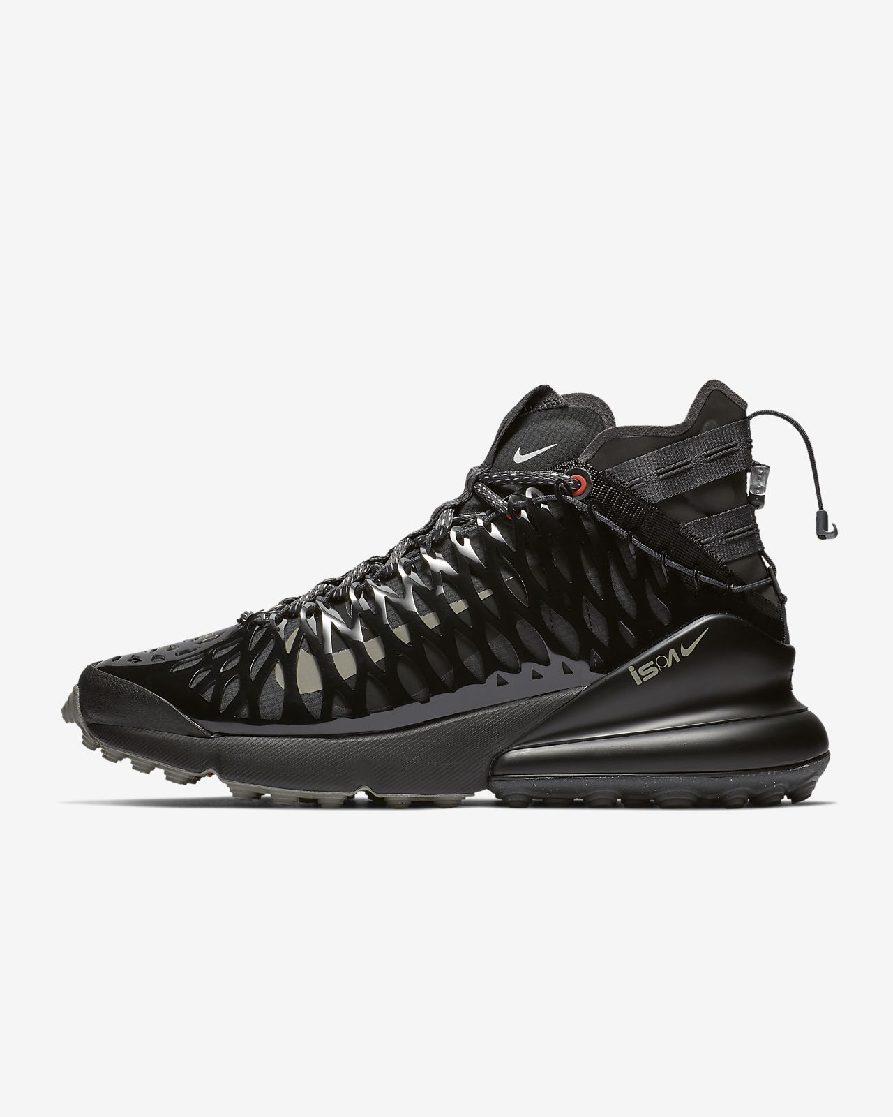 lowest price 476f0 9b1e2 Nike ISPA Air Max 270 Men's Shoe