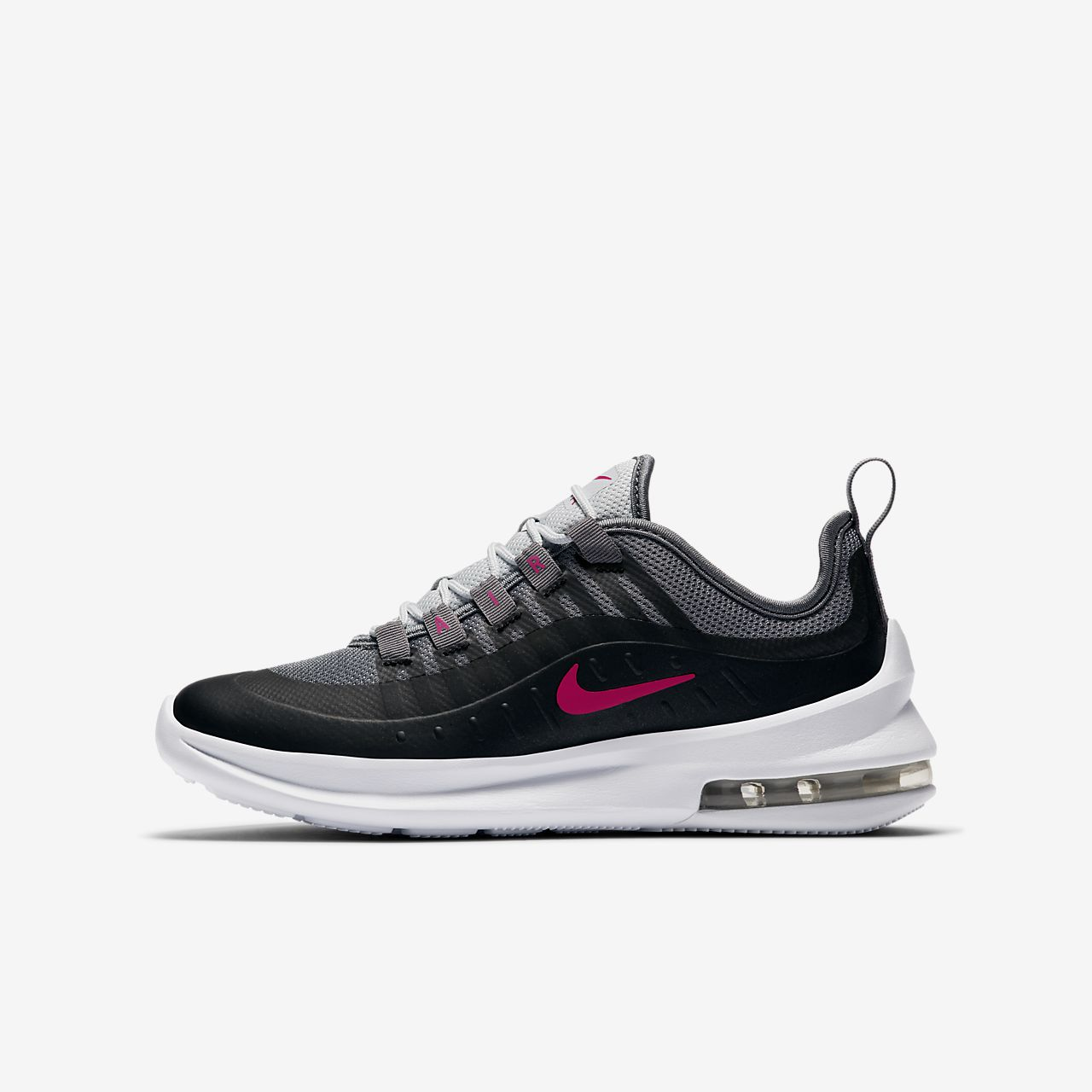 Nike Air Max Axis Beyaz Siyah Erkek Koşu Ayakkabısı