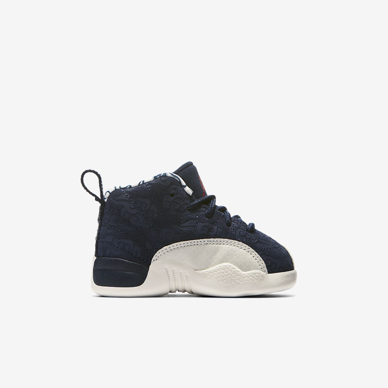 huge discount 46f0c a5101 Air Jordan 12 Retro Premium Infant/Toddler Shoe. Nike.com