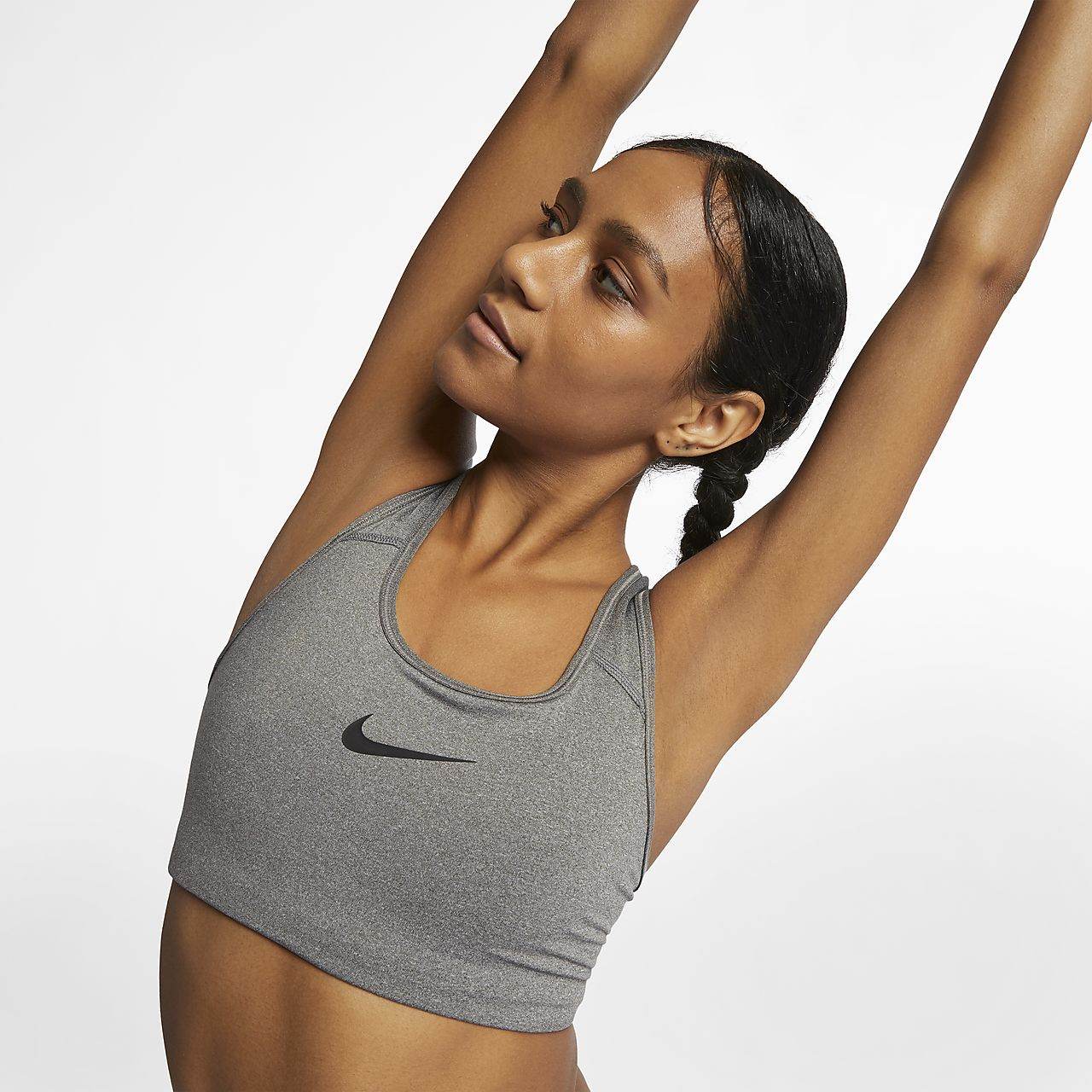 ... Nike Classic Swoosh Women's Medium Support Sports Bra