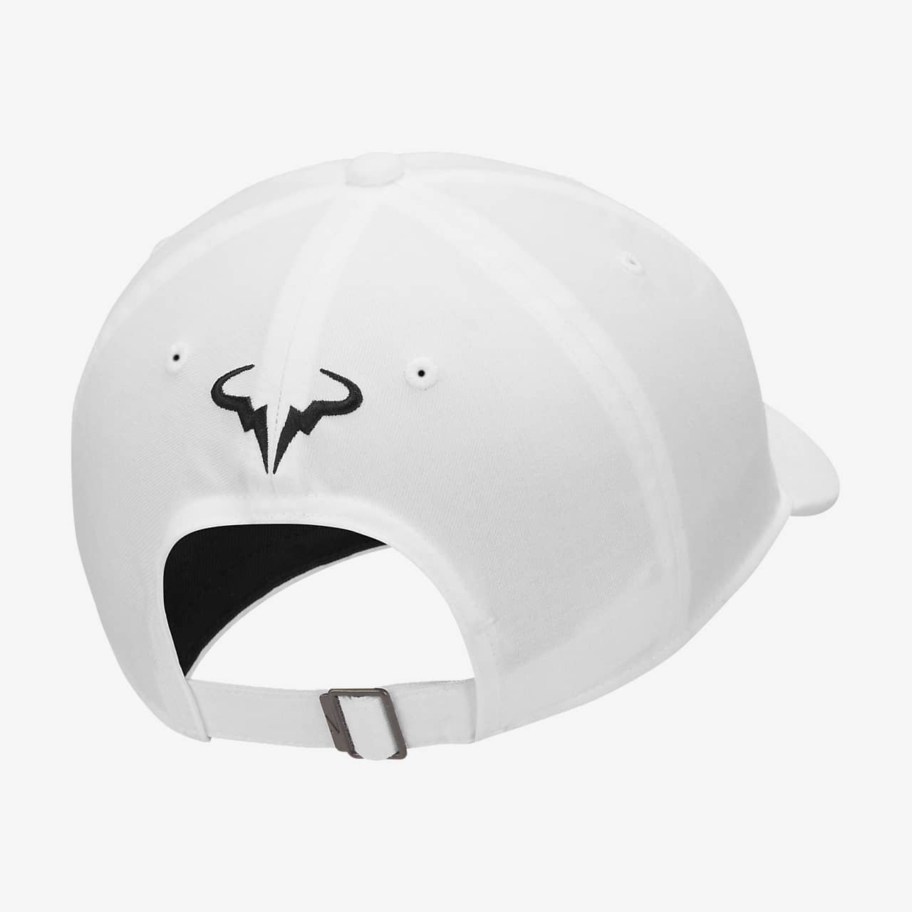 88732e163613e NikeCourt AeroBill Rafa H86 Adjustable Tennis Hat. Nike.com VN