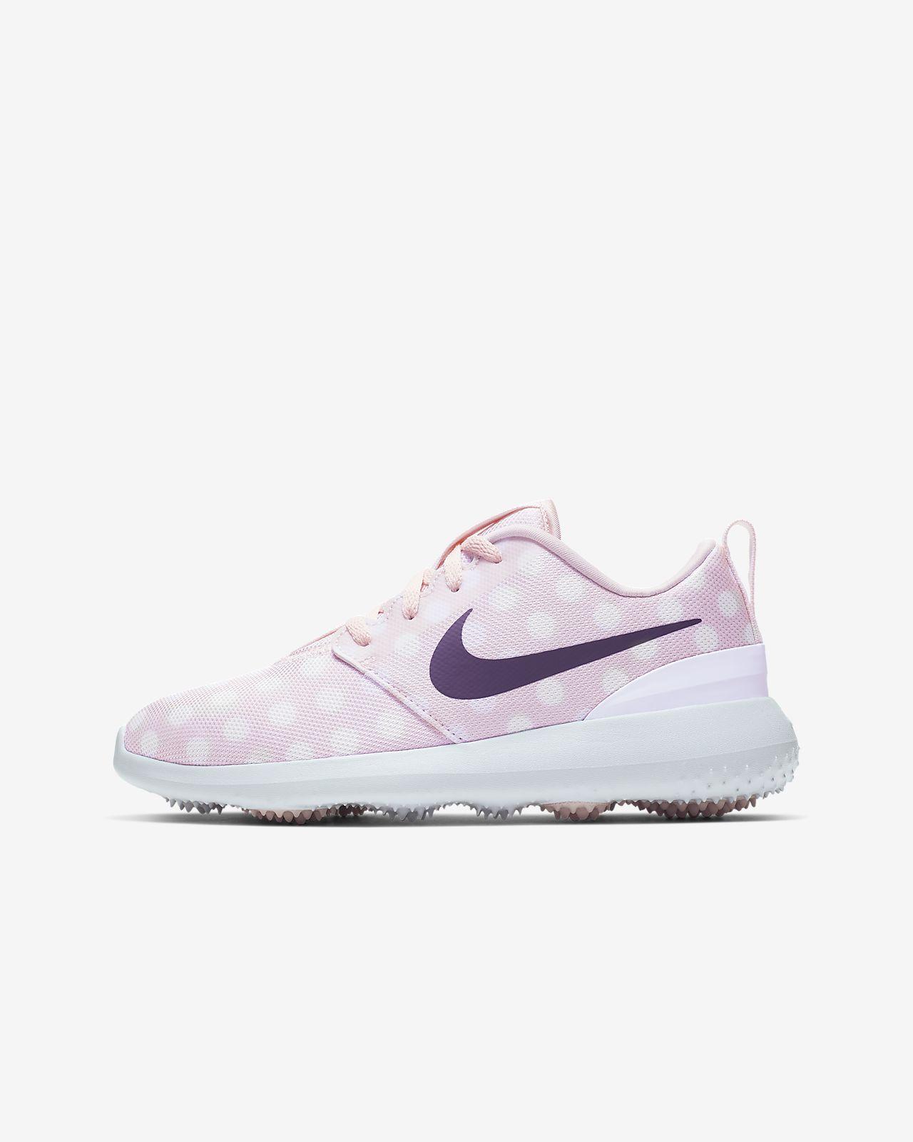 Nike Roshe Jr.-golfsko til små/store børn