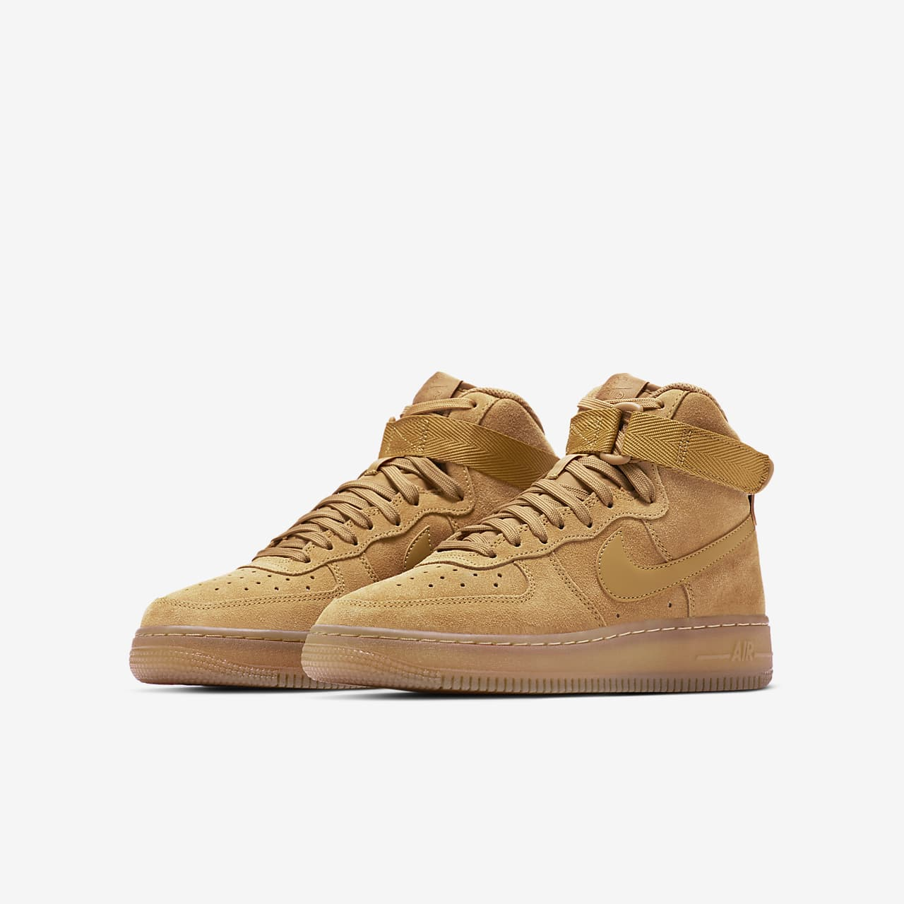 Nike Air Force 1 High LV8 3 Big Kids' Shoe