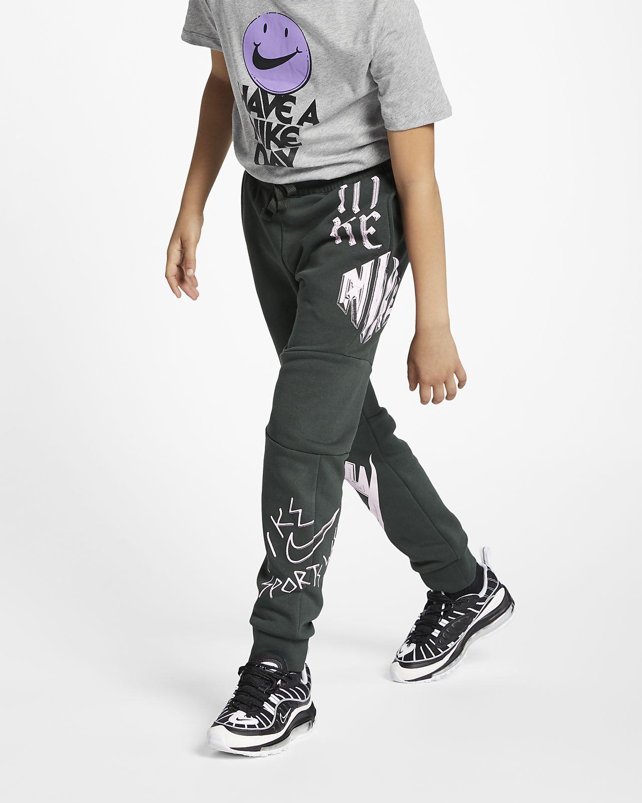 Nike Sportswear Big Kids' (Boys') Graphic Pants