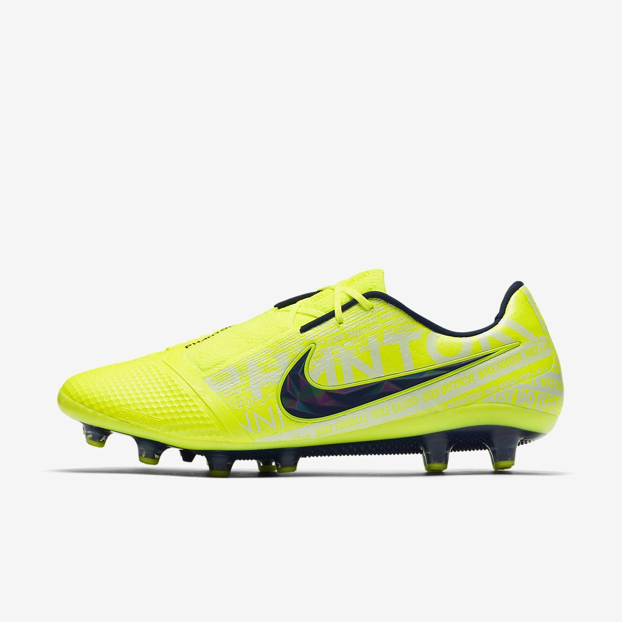 vendita limitata scarpe casual goditi la spedizione in omaggio Scarpa da calcio per erba artificiale Nike Phantom Venom Elite AG-Pro