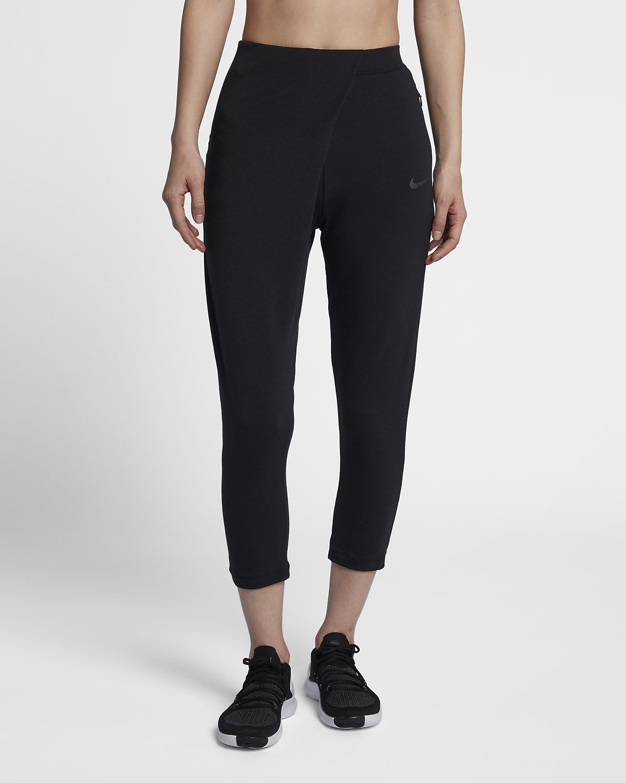 2afe621779 Nike Dri-FIT Studio Women s Mid-Rise Training Trousers. Nike.com GB