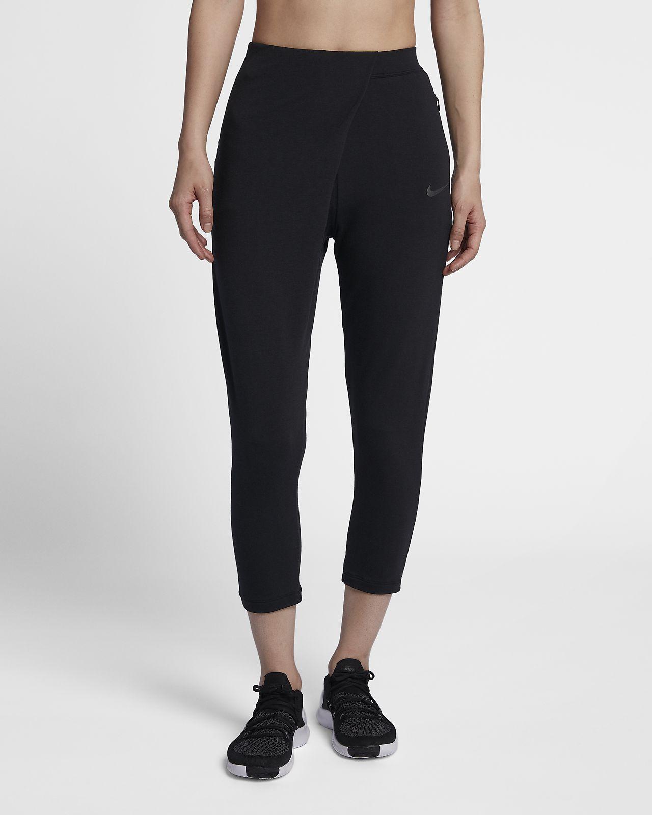 Dri Donna Studio Da Training Vita A Fit Media Pantaloni Nike wYvPzxPq