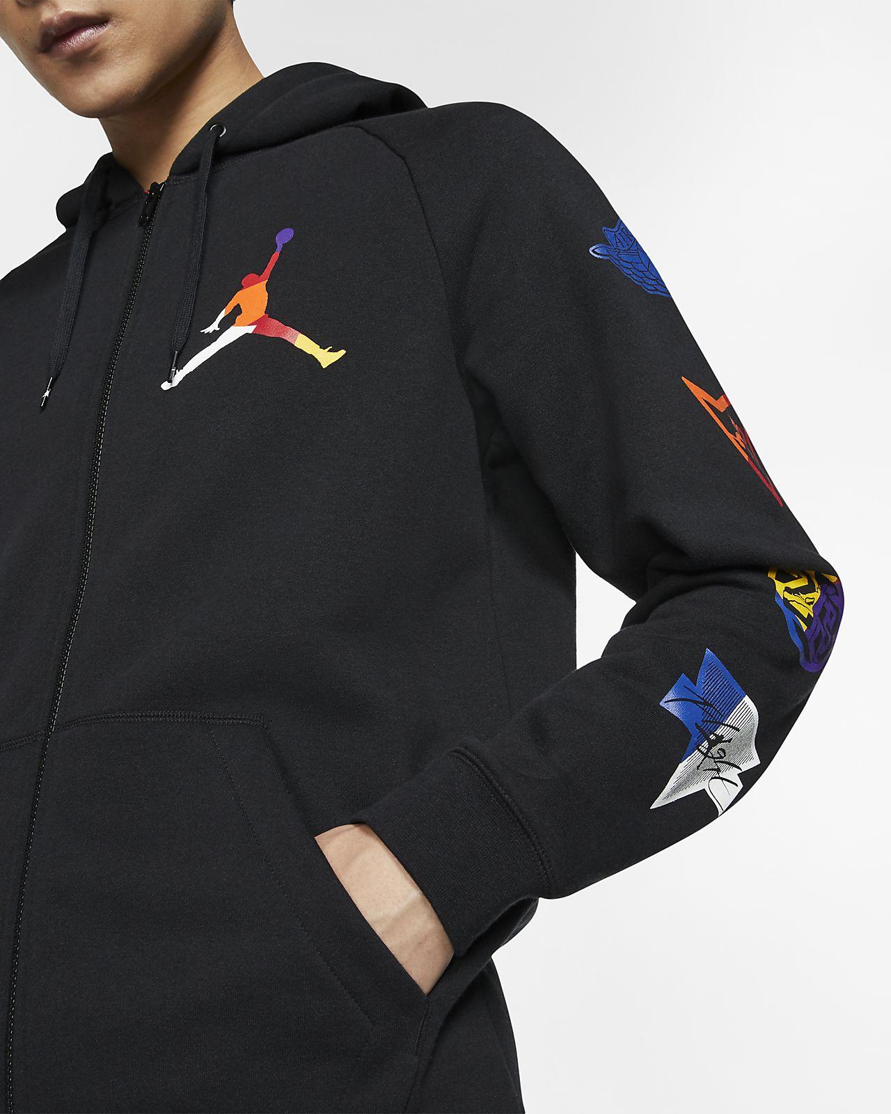 Jordan Jumpman Rivals Full Zip Hoodie